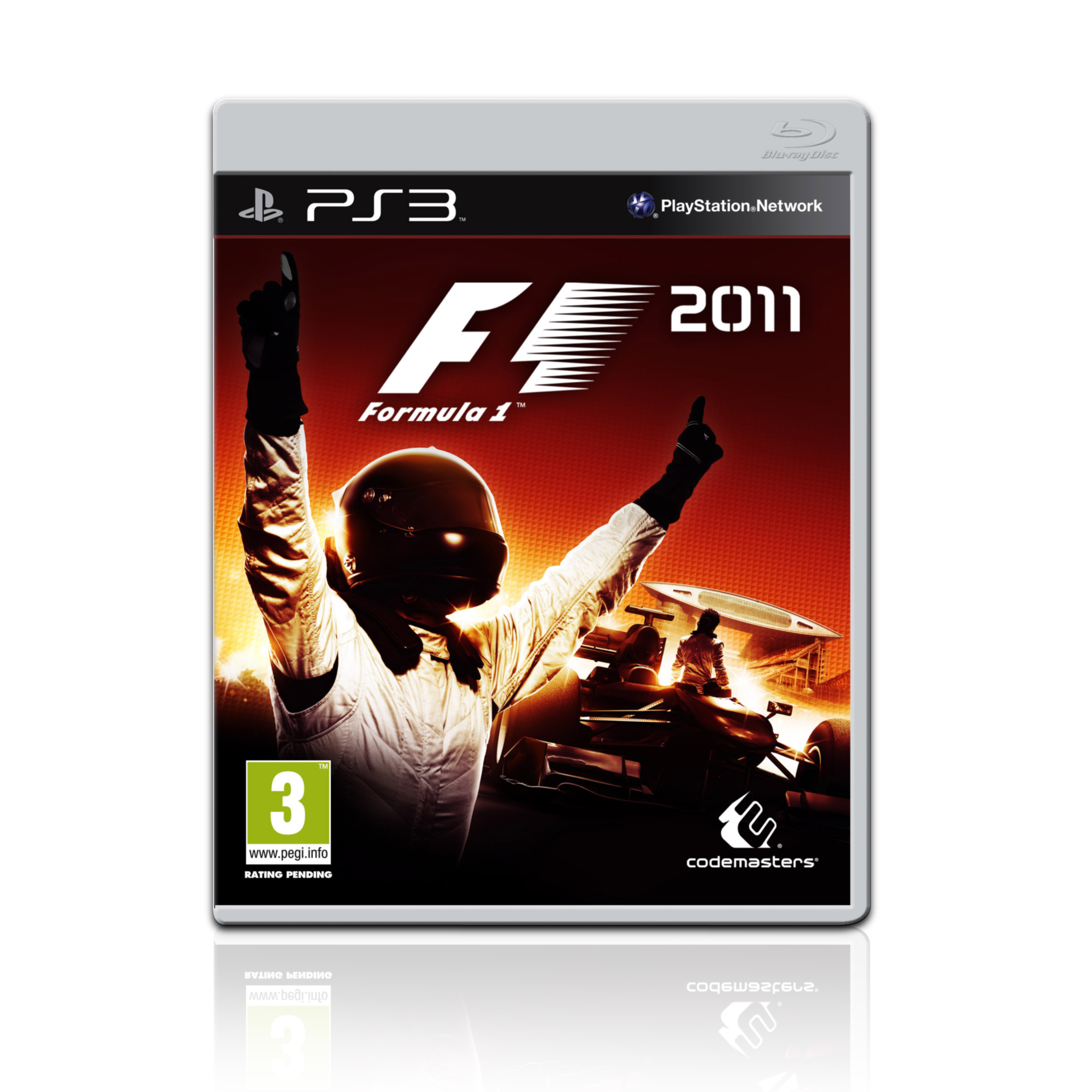 F1™ Formula One Video Game 2011 - PS3