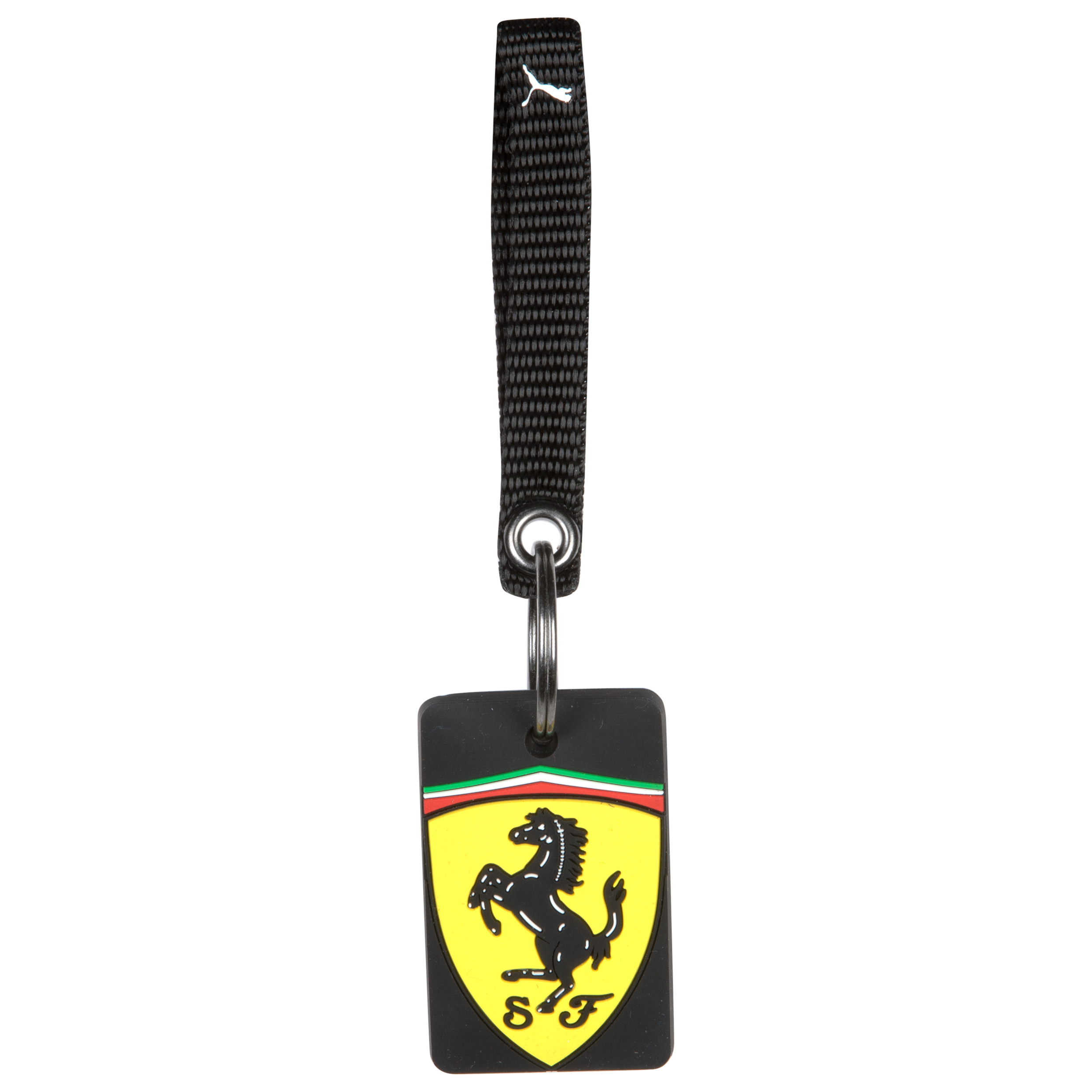 Scuderia Ferrari 2012 Keyring - Black/Yellow