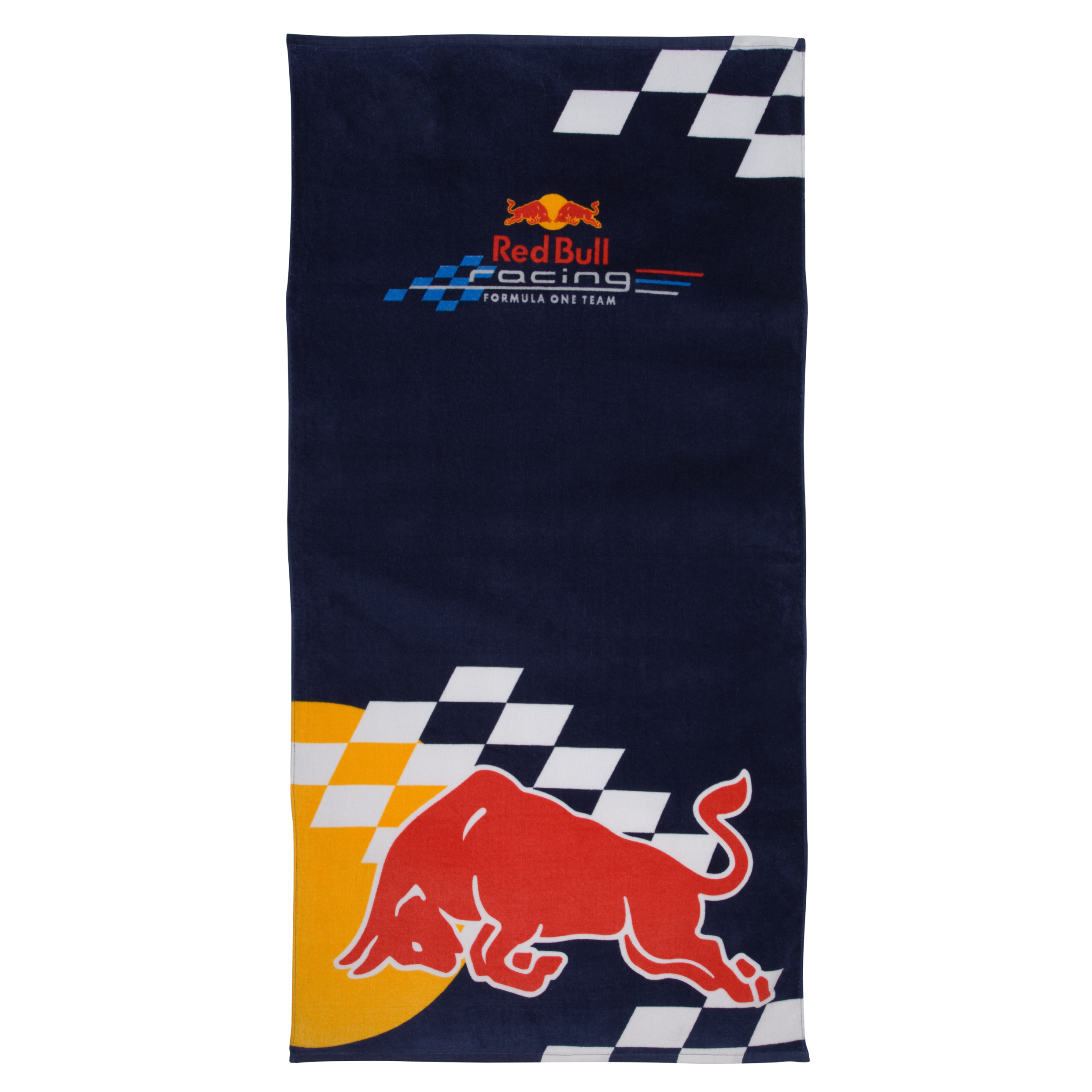Red Bull Racing  Beach Towel