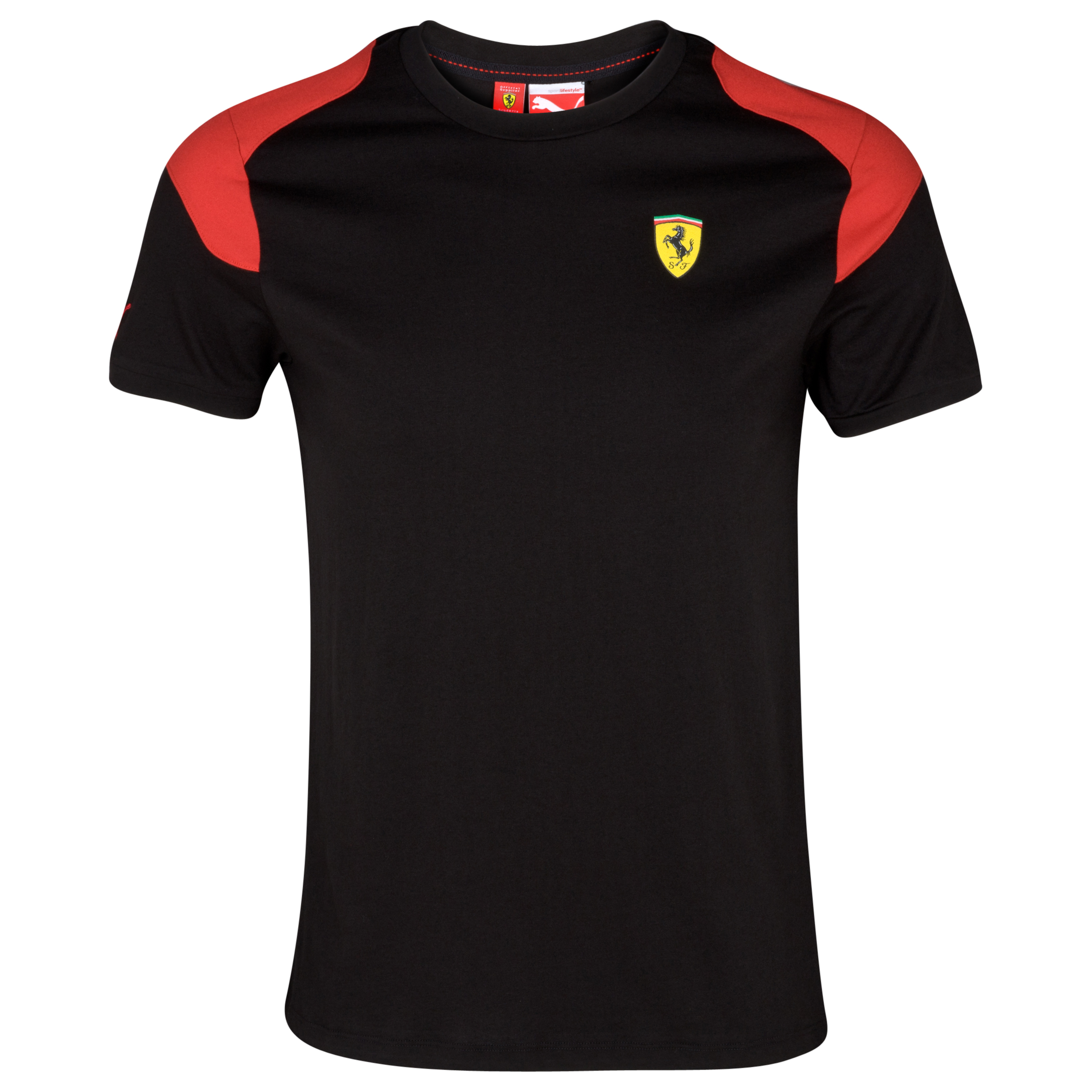 Scuderia Ferrari 2012 T-Shirt - Black