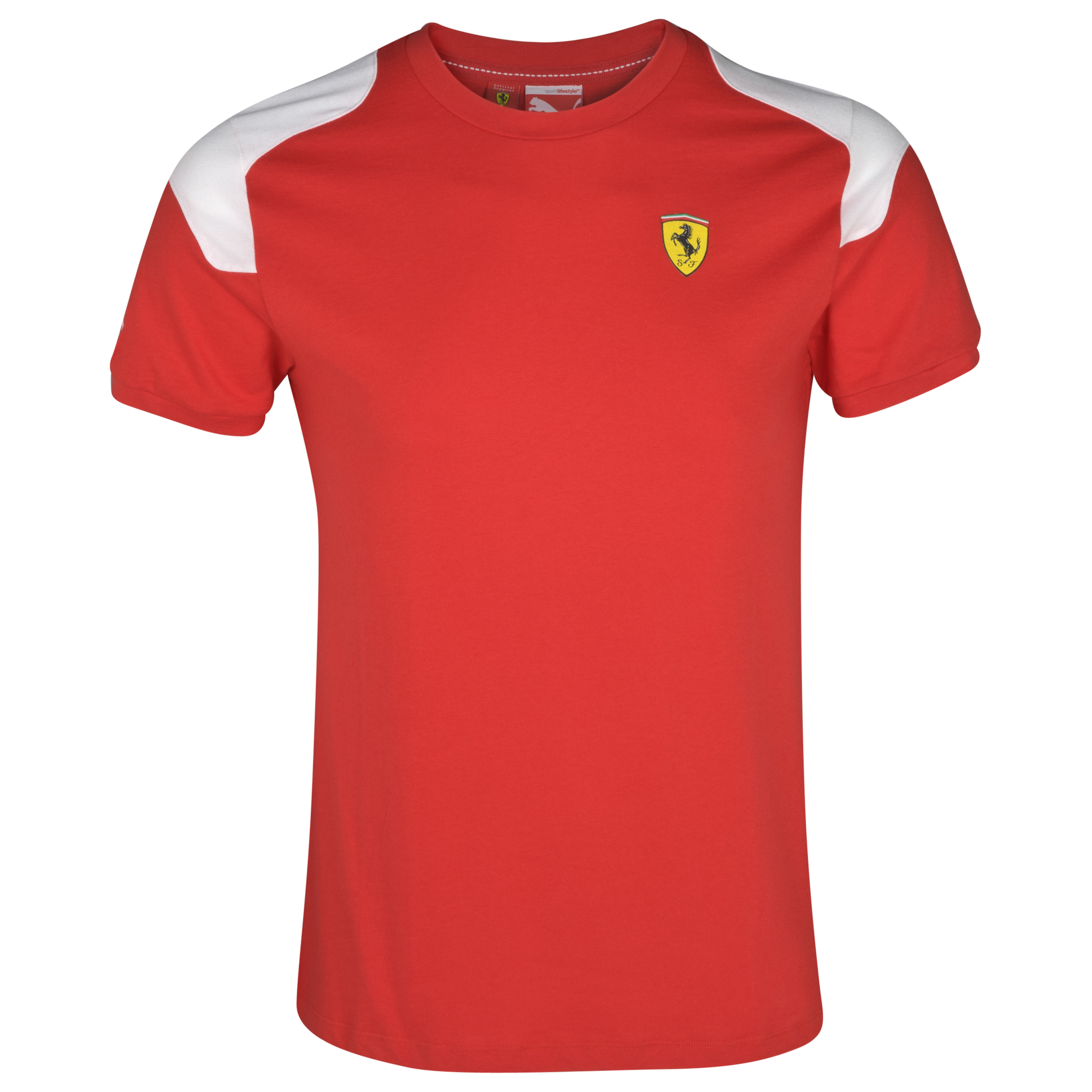 Scuderia Ferrari 2012 T-Shirt - Rosso Corsa