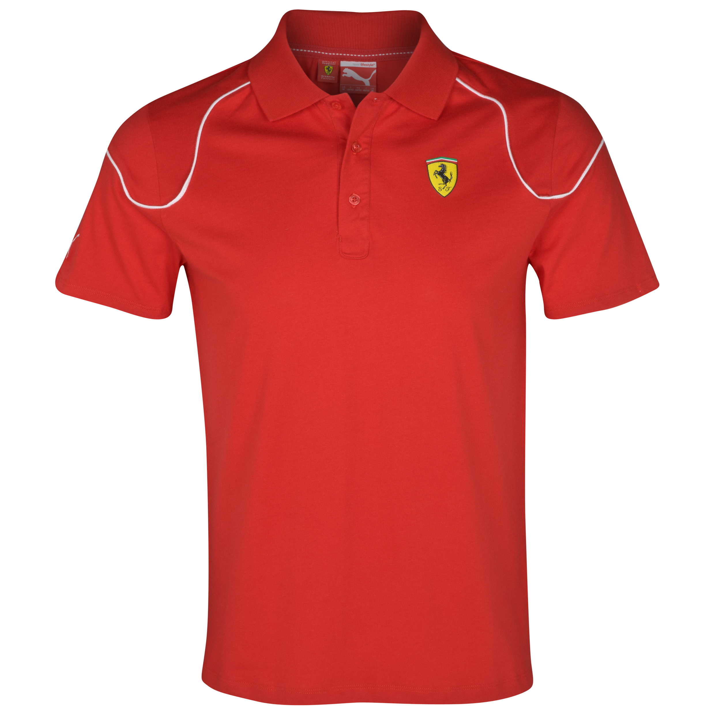 Scuderia Ferrari Polo - Rosso Corsa
