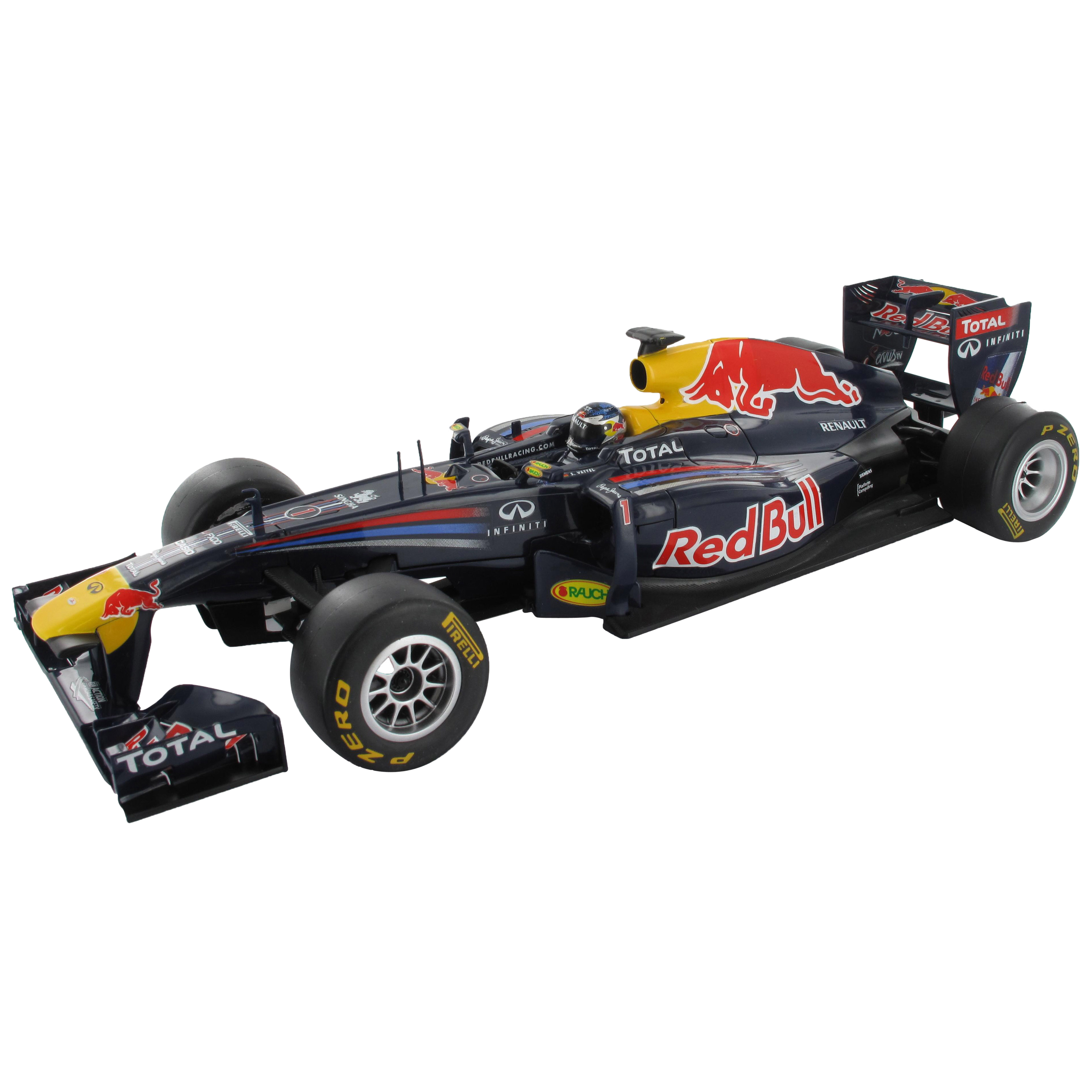 Red Bull Racing RB7 Sebastian Vettel 1:18 Scale Remote Control Car