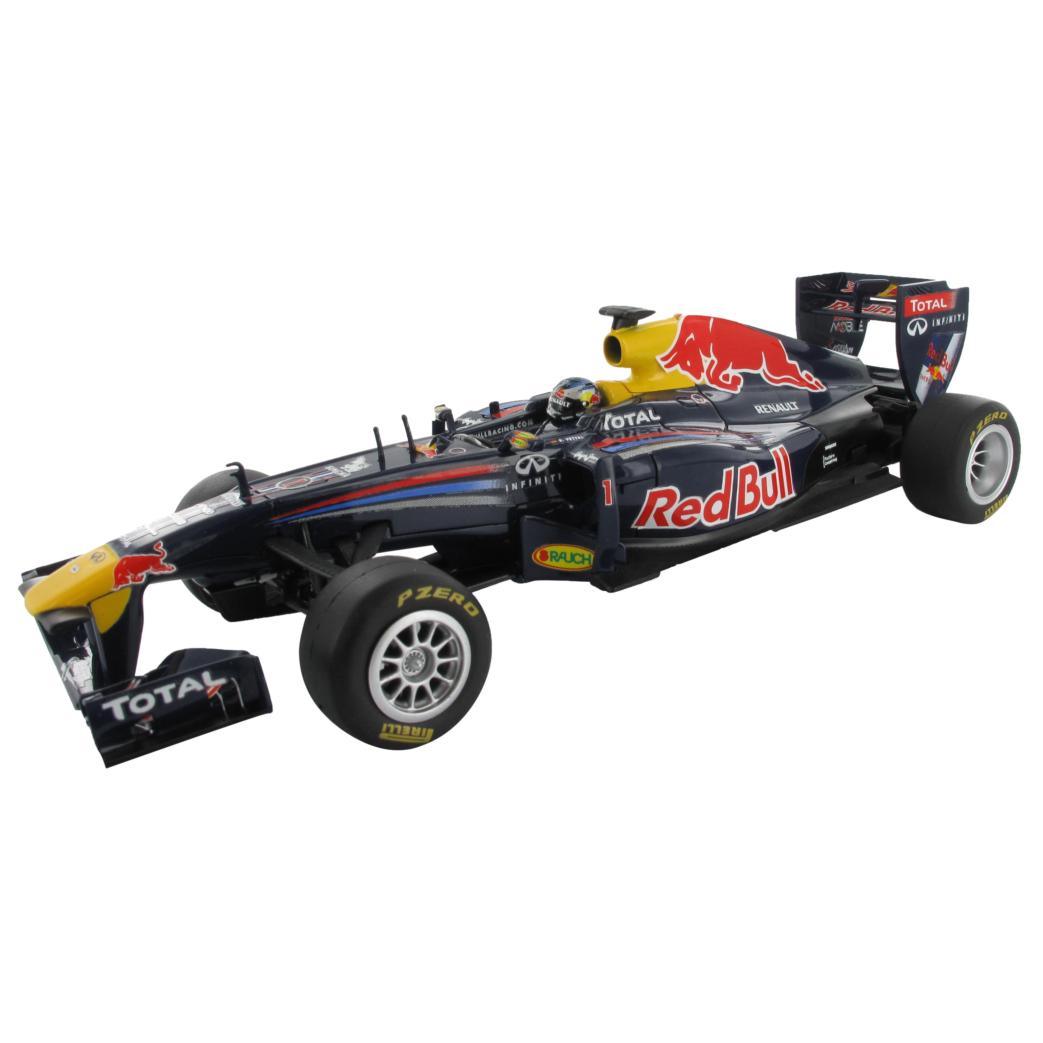 Red Bull Racing RB7 Sebastian Vettel 1:24 Scale Remote Control Car