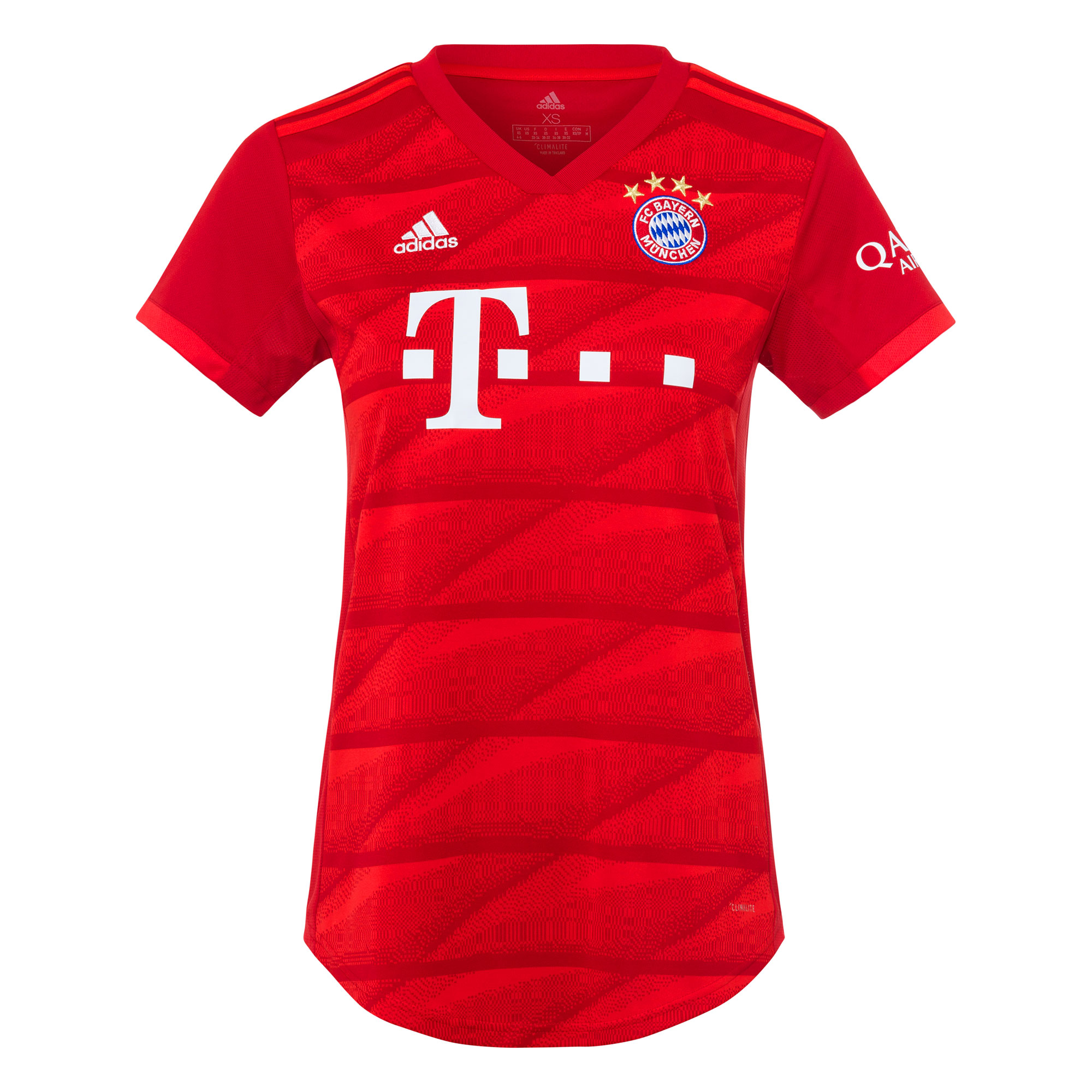 FC Bayern Home Shirt 2019-20 - Womens