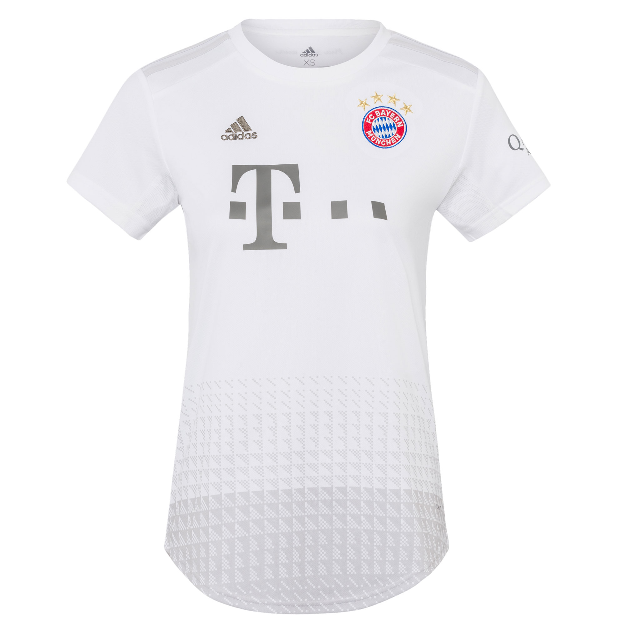 FC Bayern Away Shirt 2019-20 - Womens