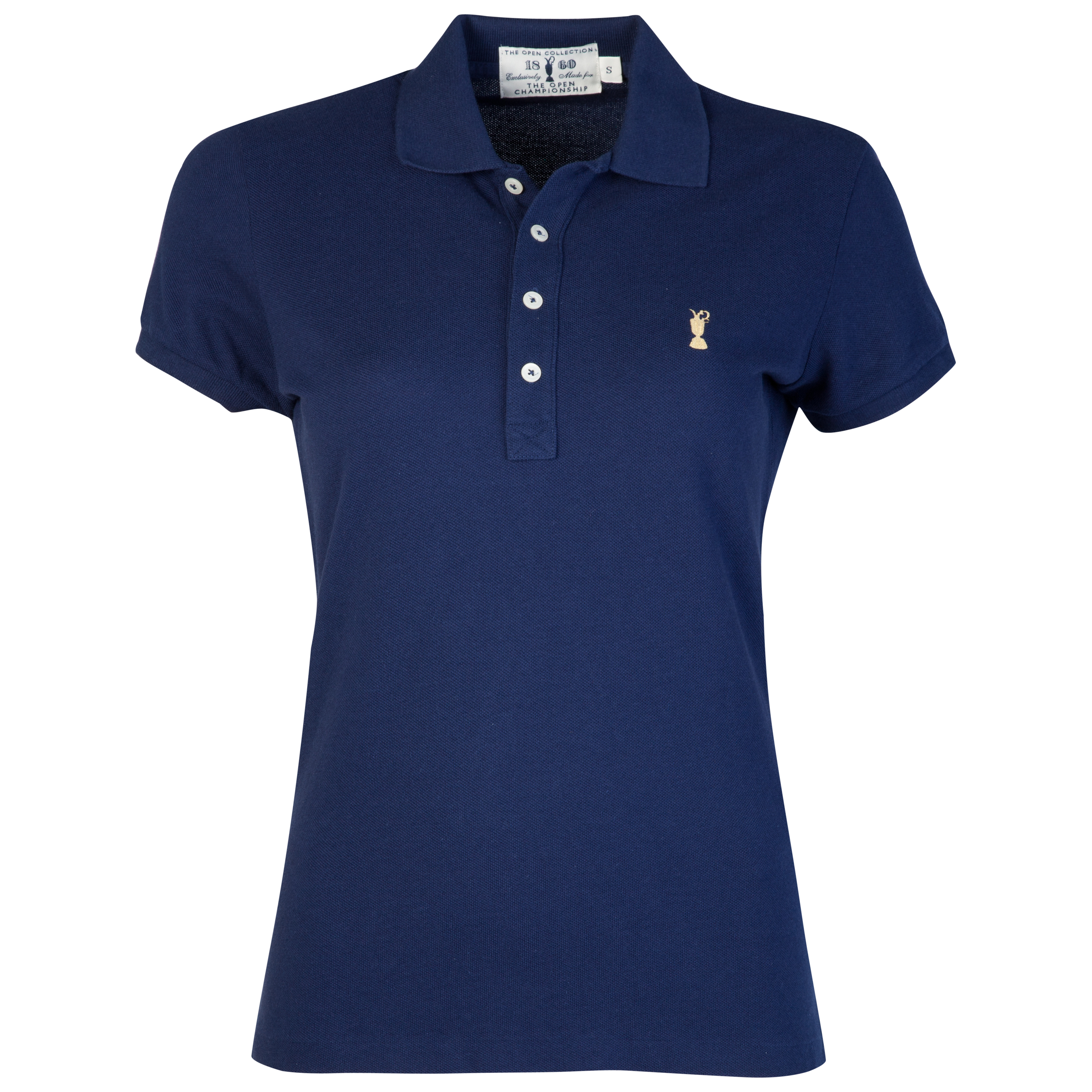 The Open Championship Collection Polo - Womens - Newport Navy
