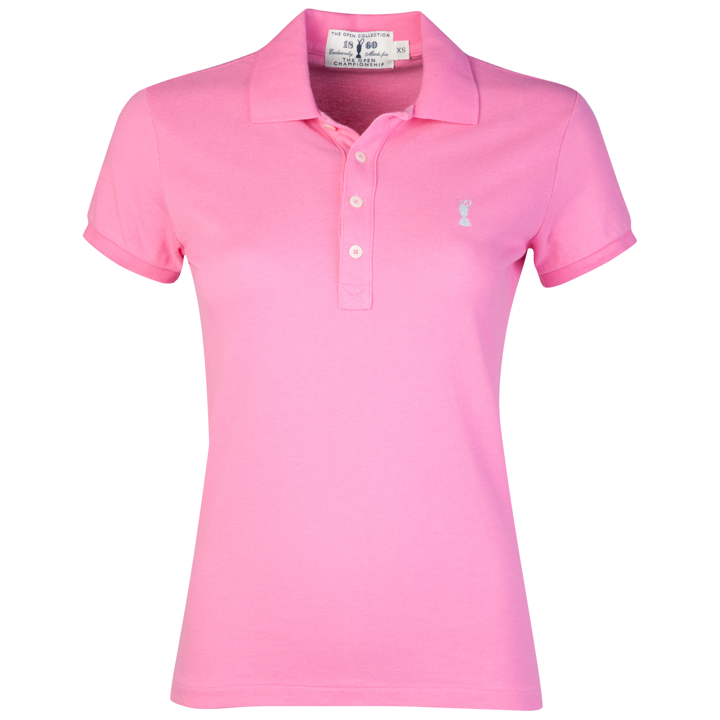 The Open Championship Collection Polo - Womens - Brilliant Pink
