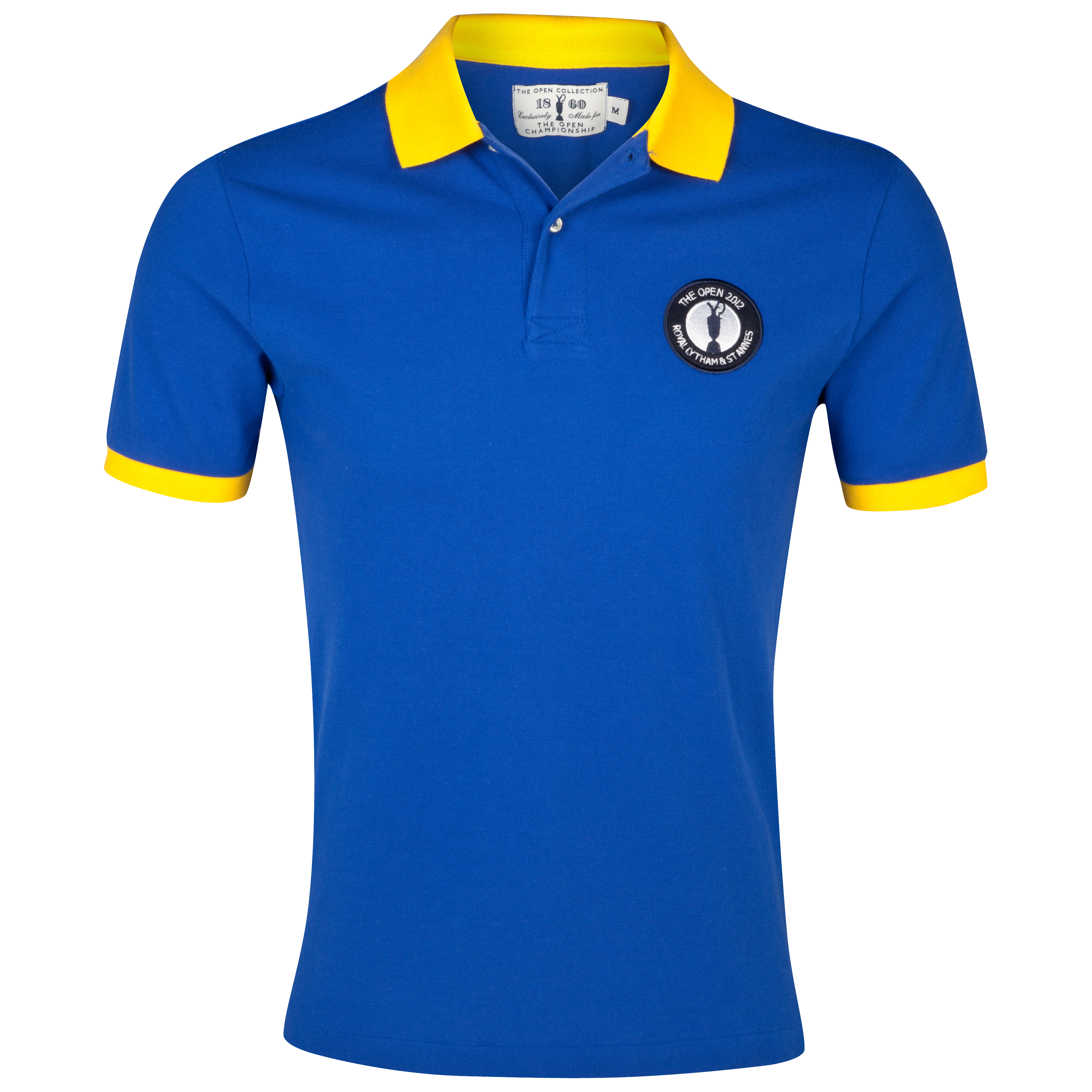 The Open Championship The 2012 Royal Lytham and St. Annes 2012 Polo - Rugby Royal/Slicker Yellow