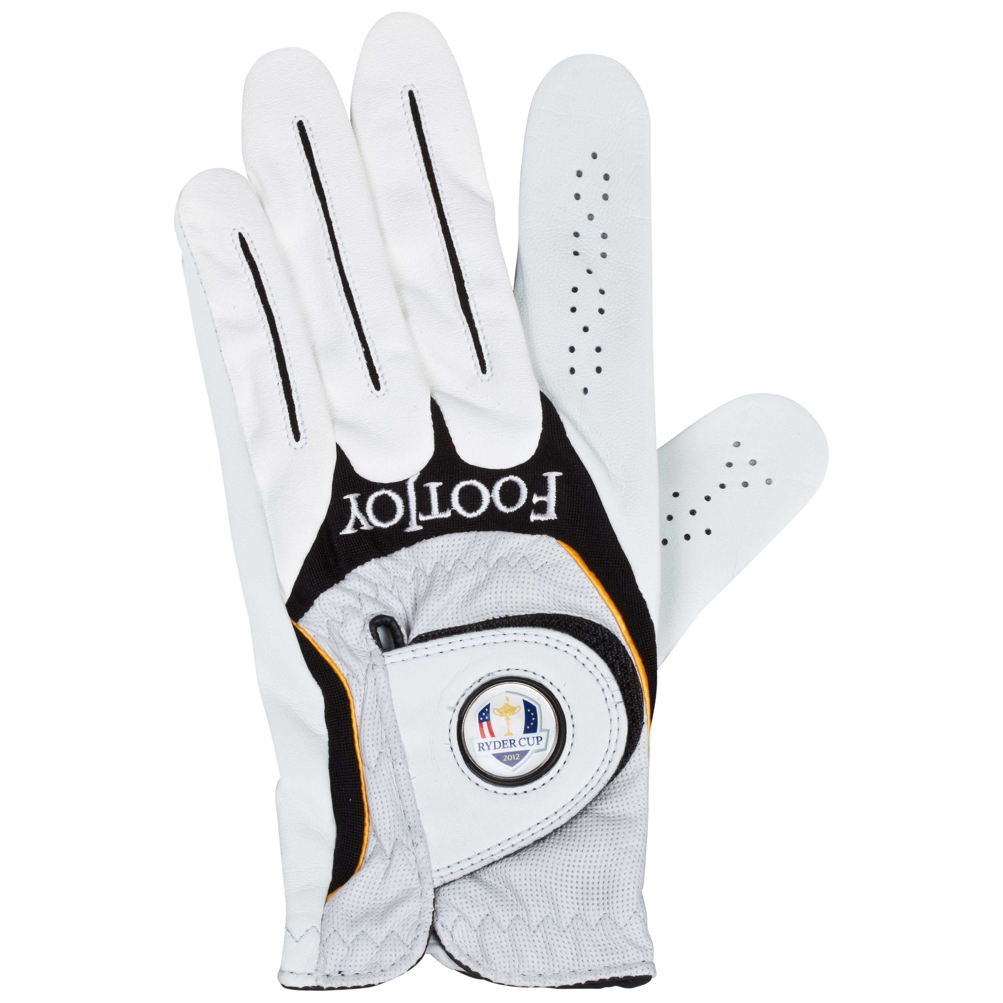The 2012 Ryder Cup Medinah FootJoy Cabretta Leather Golf Glove