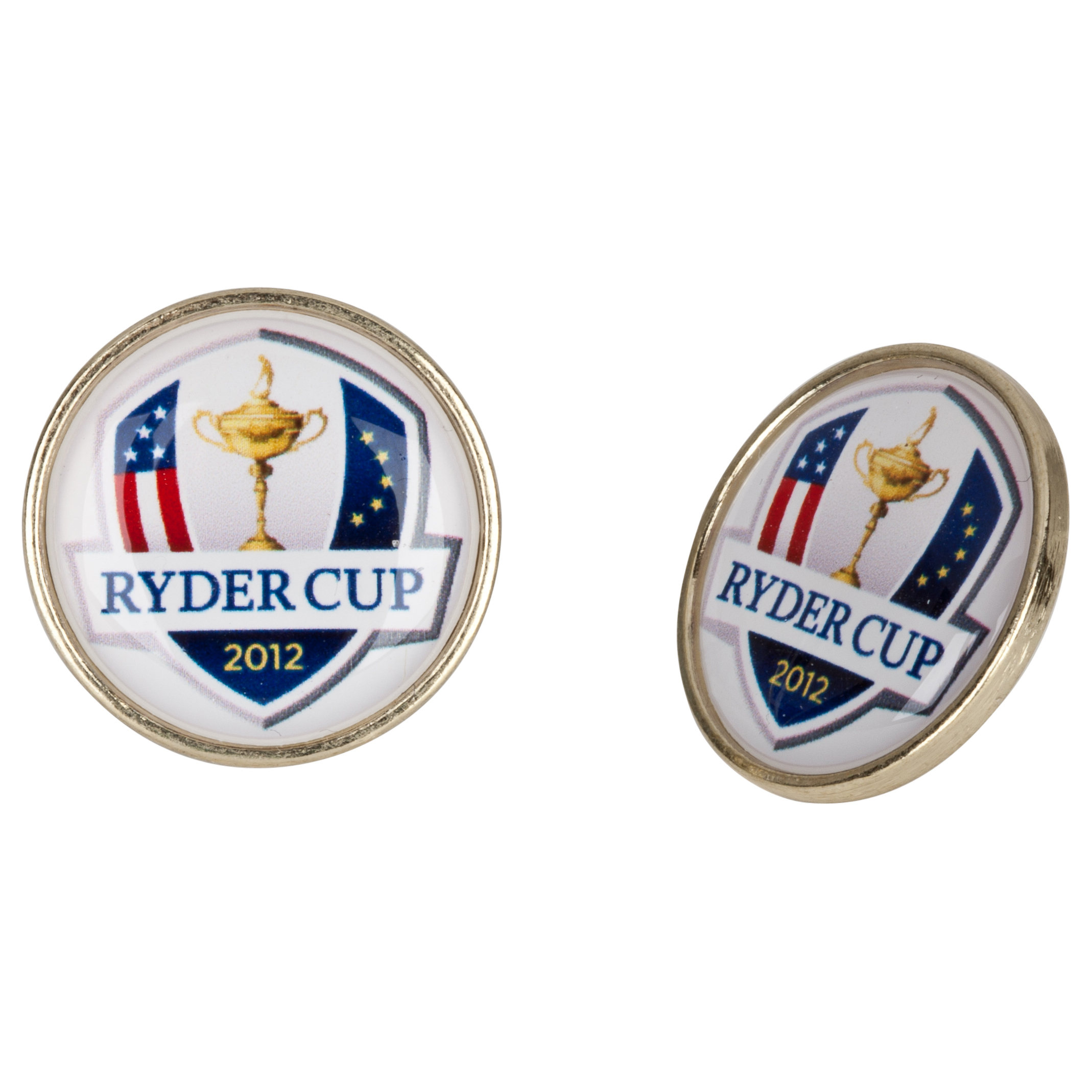 The Ryder Cup Medinah 2012 Ball Marker