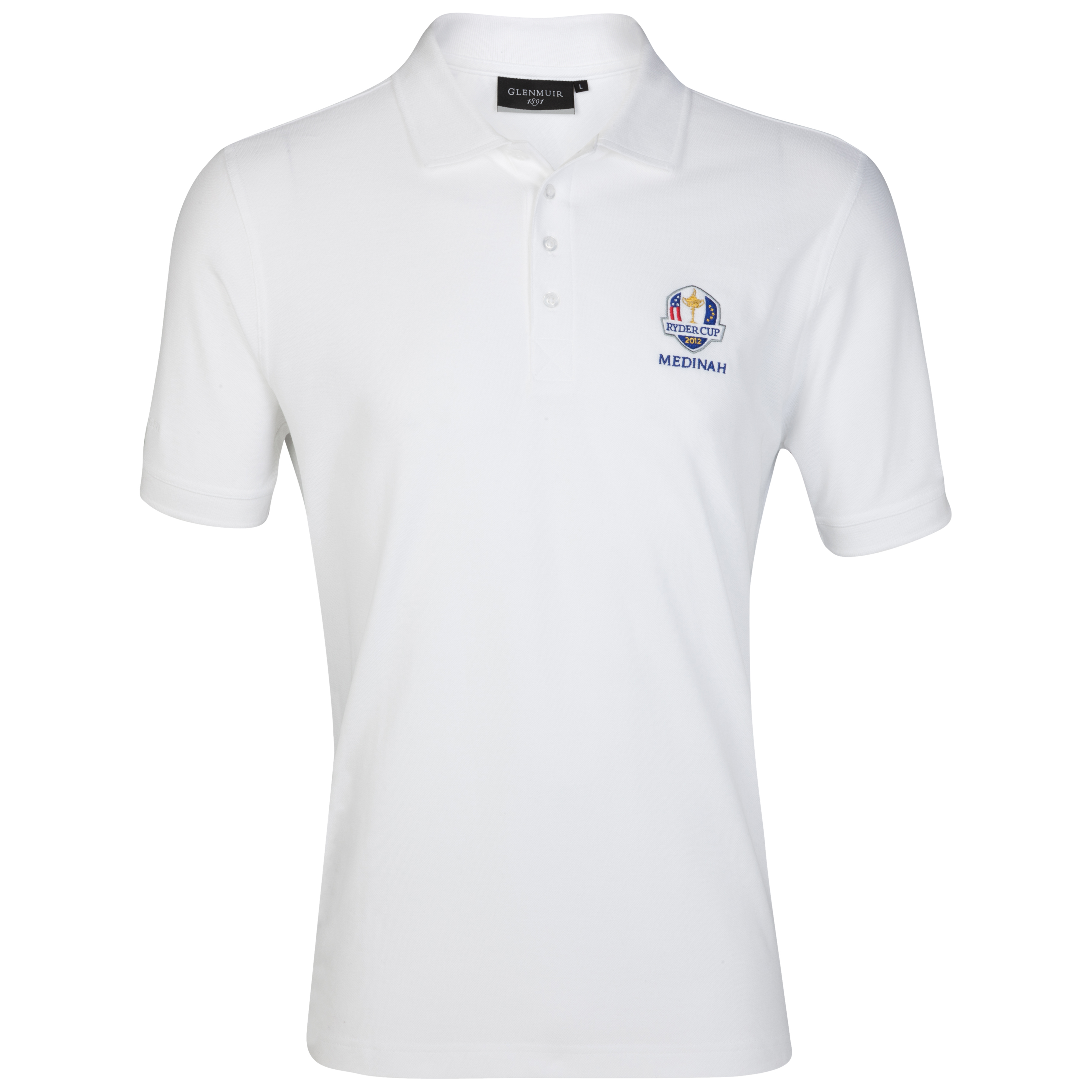 The Ryder Cup Medinah 2012 Glenmuir Ralia Commemorative Winners Polo Shirt