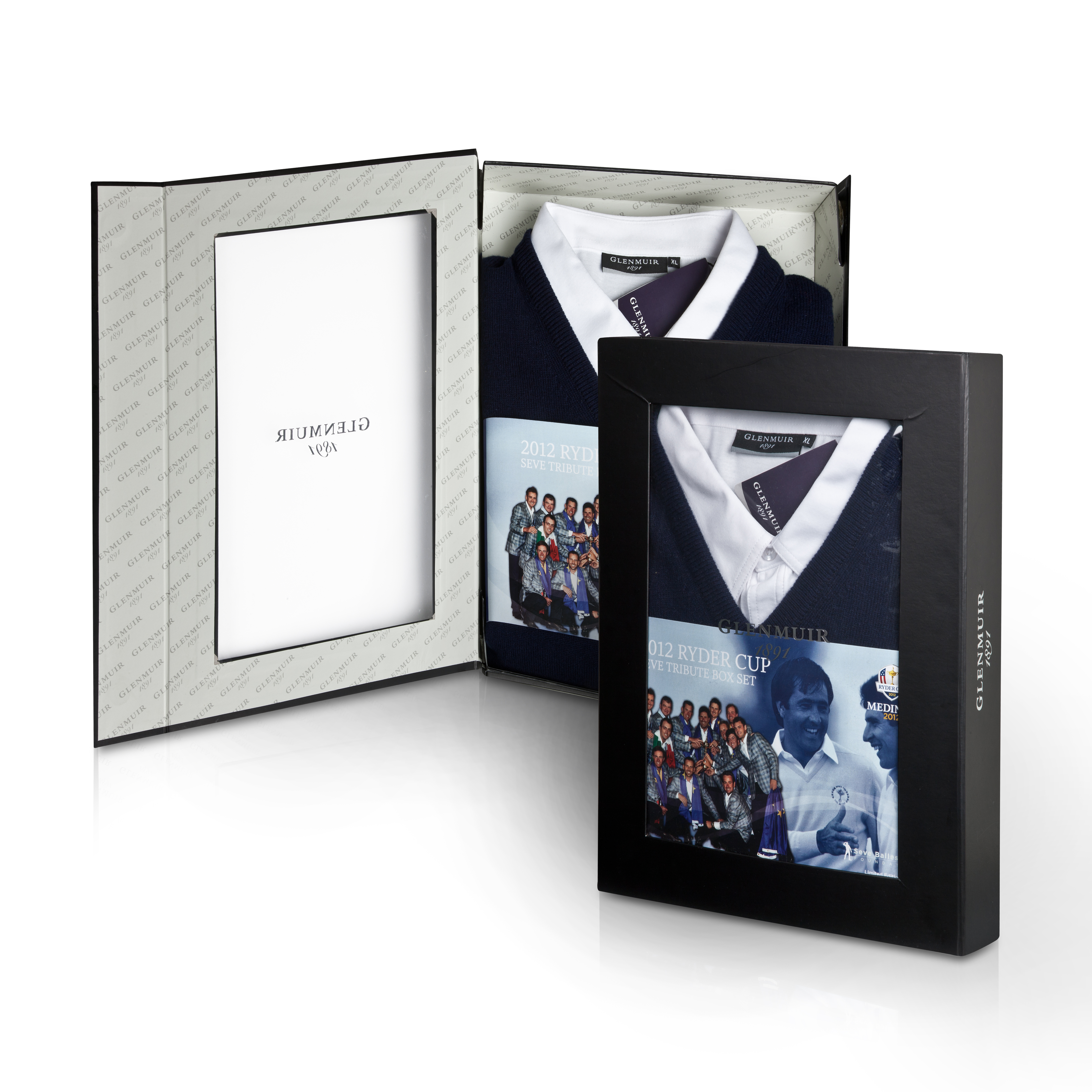 The 2012 Ryder Cup Seve Tribute Box Set