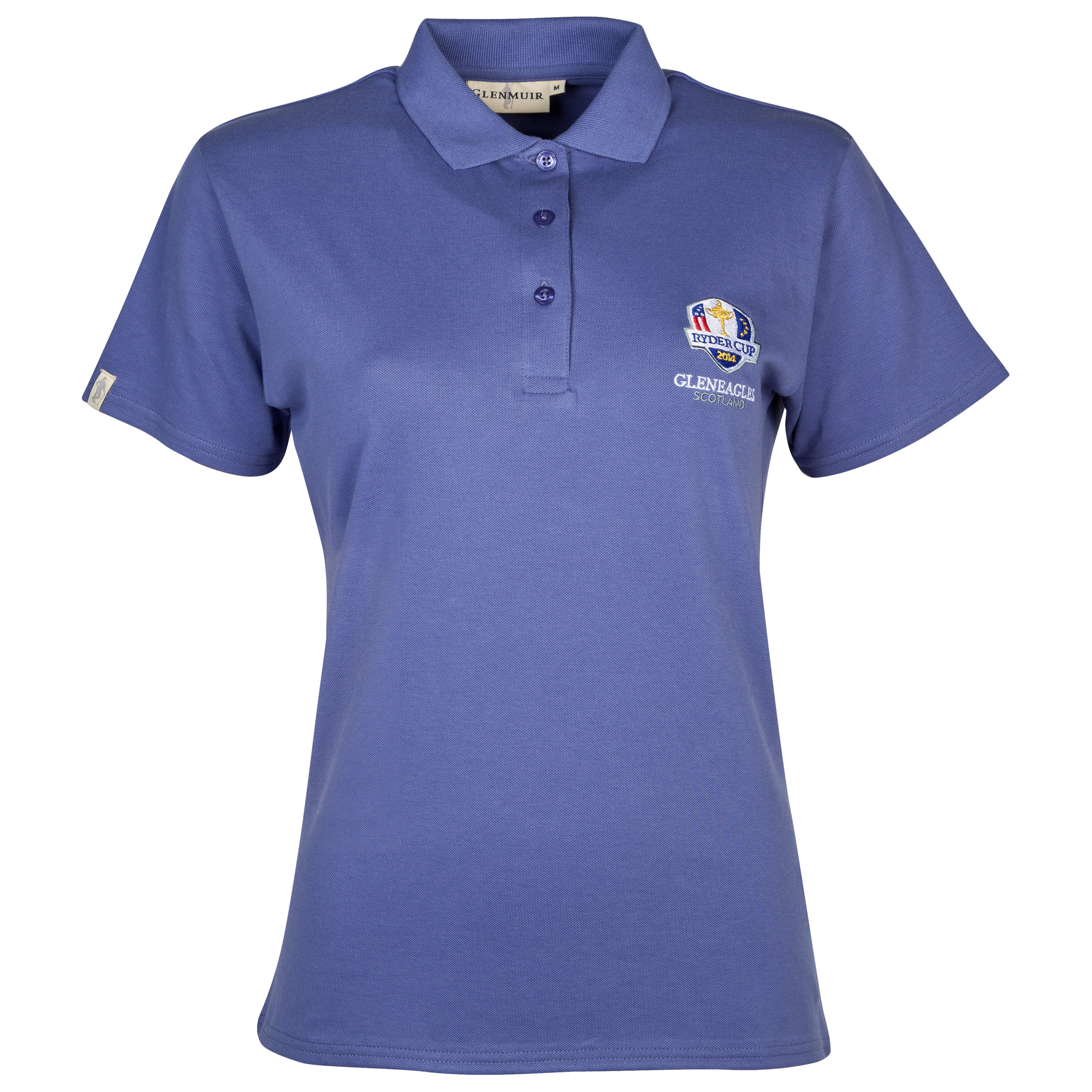 The 2014 Ryder Cup Glenmuir Sophie Womens Polo - Iris
