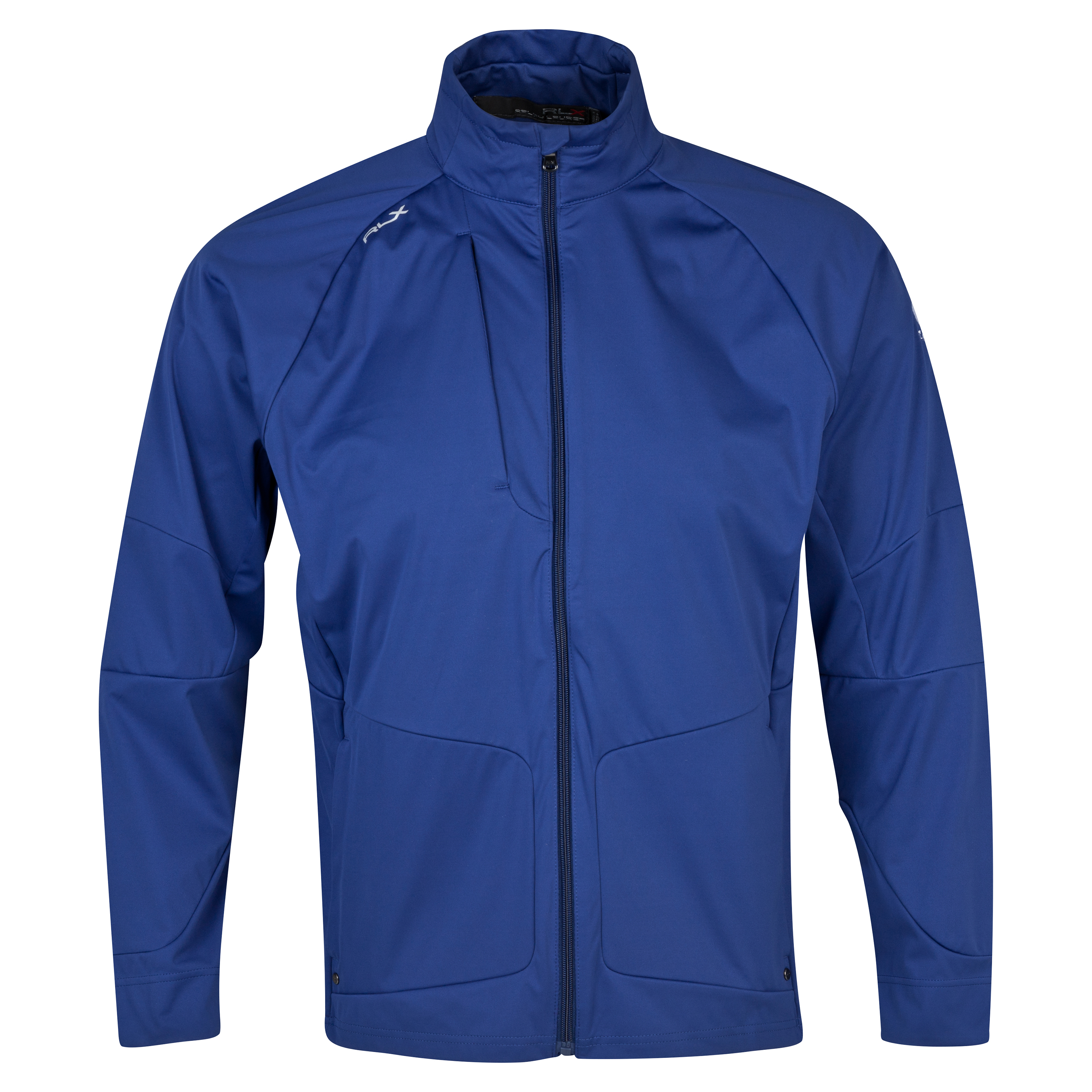 Open Golf The Open Championship 2013 Muirfield Ralph Lauren RLX Full Zip Drive Jacket Dk Blue