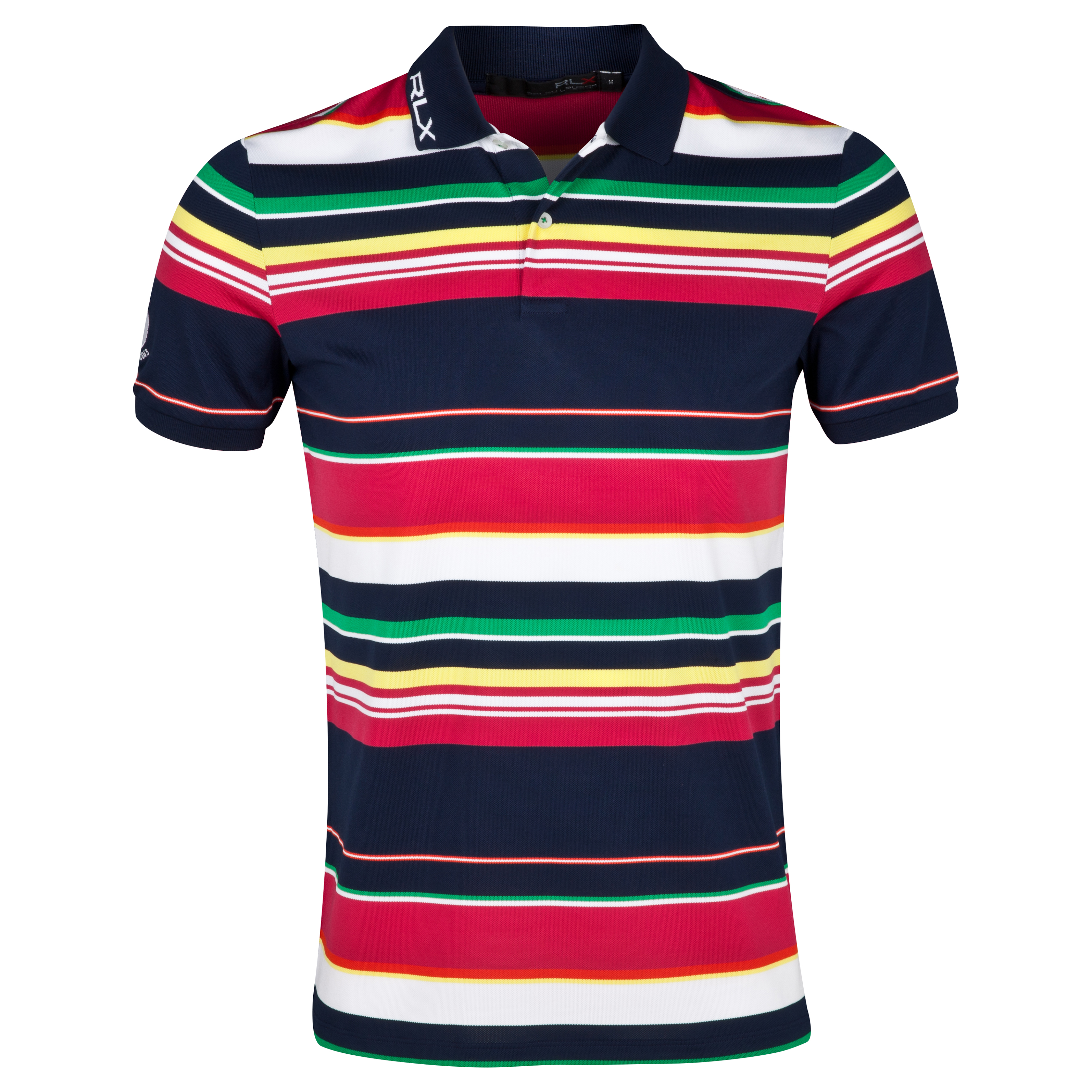 Open Golf The Open Championship 2013 Muirfield Ralph Lauren RLX Polo Navy