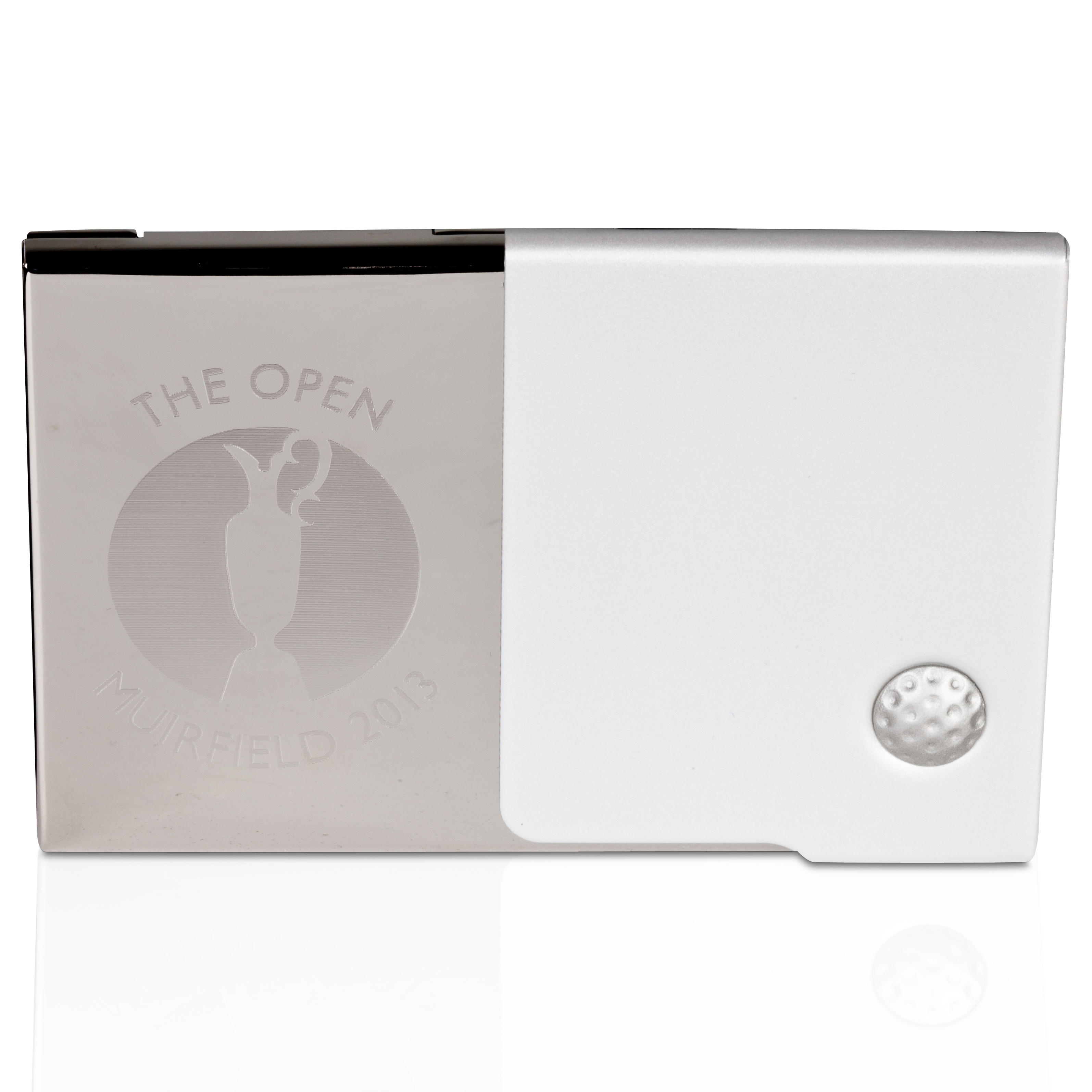 The Open Championship 2013 Muirfield Golf Business Card Case