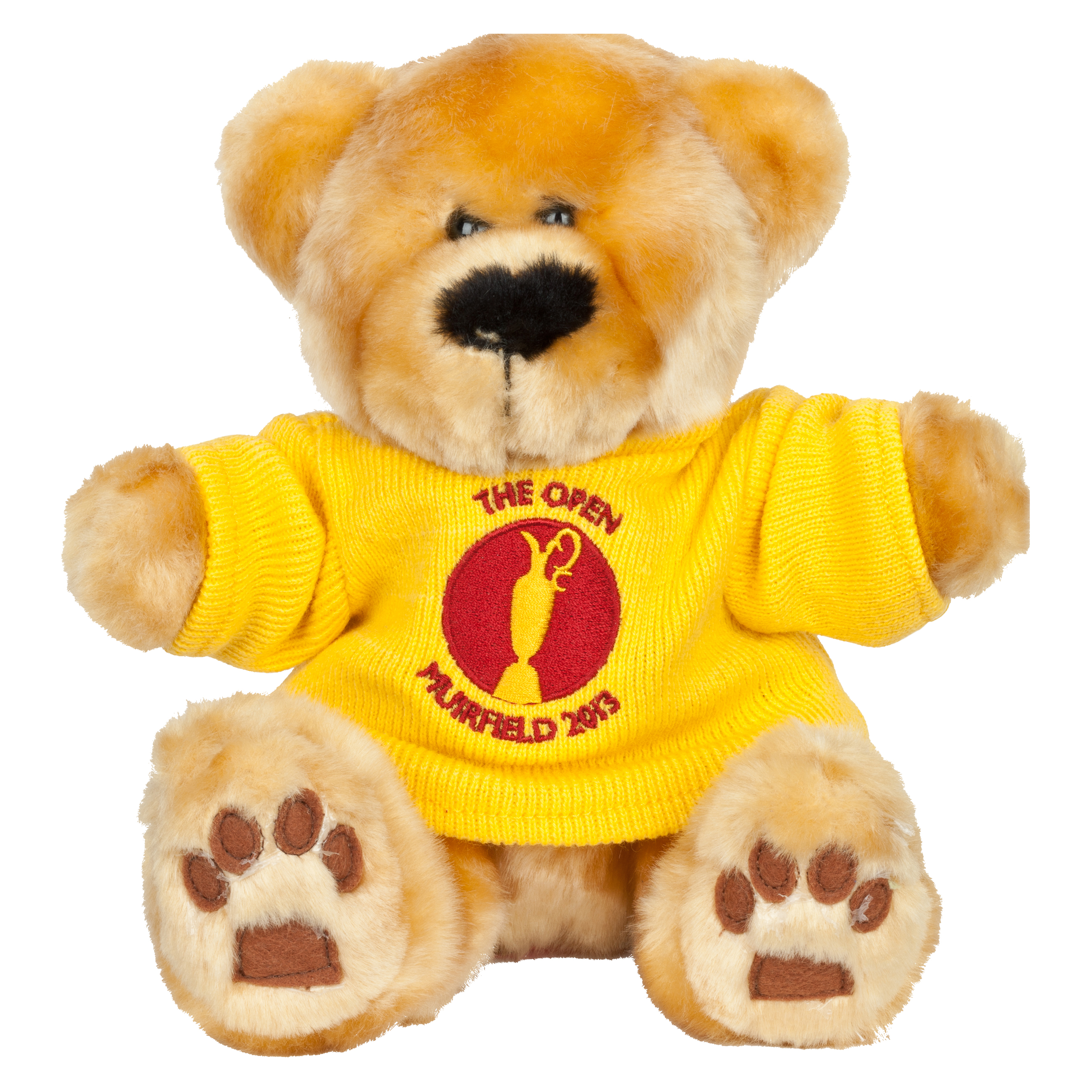 The Open Championship Championship 2013 Muirfield Jumper Bears Yellow