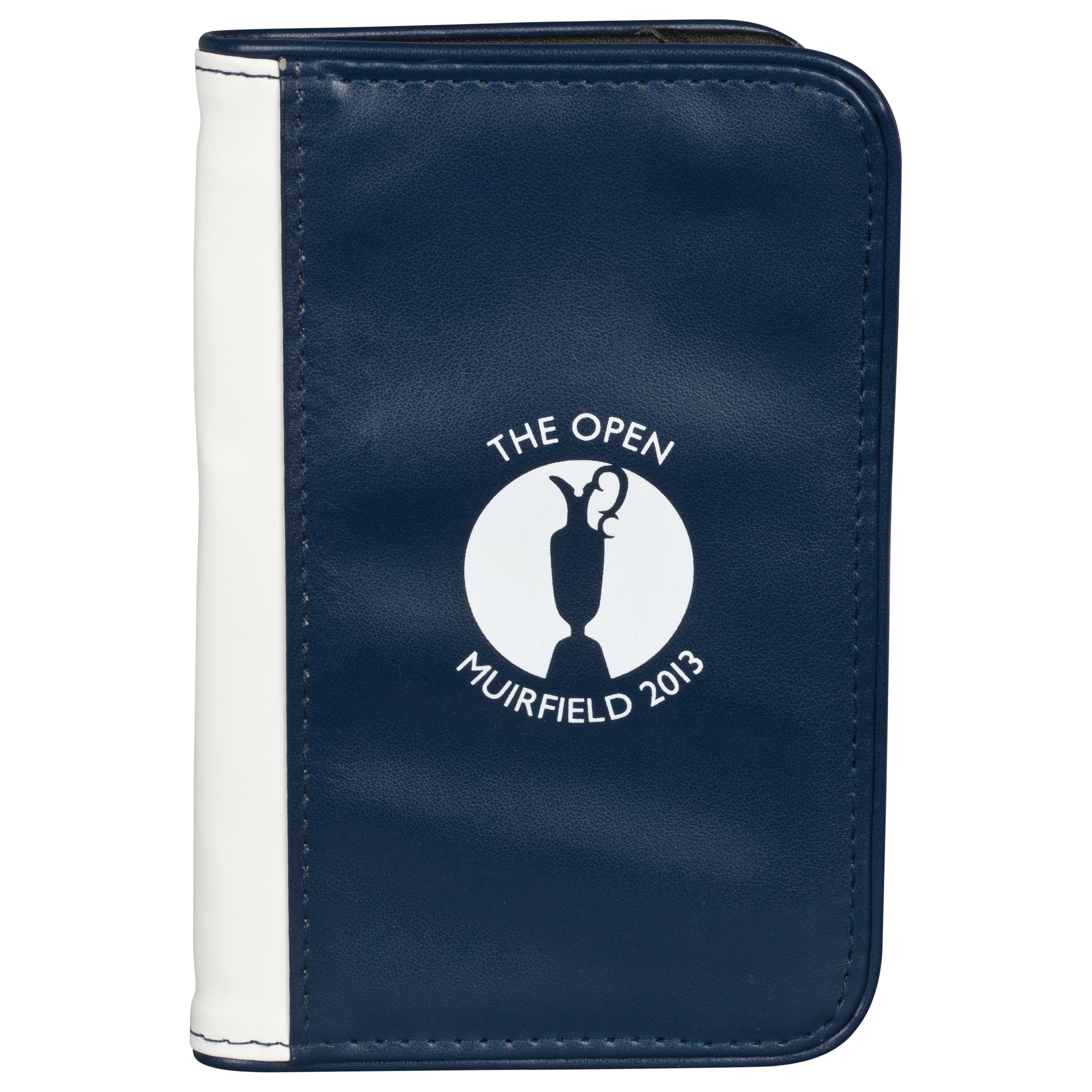 The Open Championship 2013 Muirfield Scorecard Holder Blue