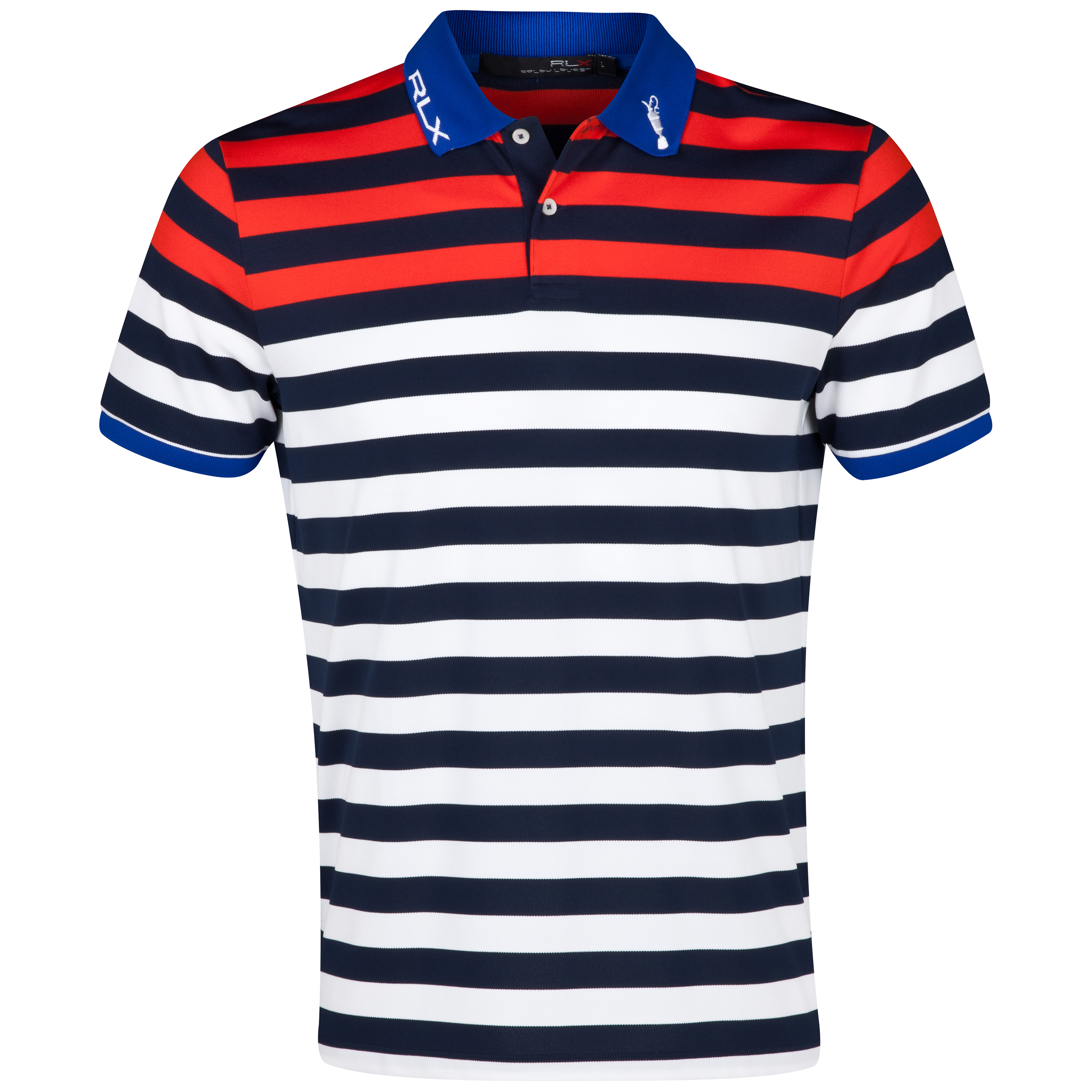 Open Golf The Open Championship 2013 Muirfield Ralph Lauren RLX Polo Dk Blue