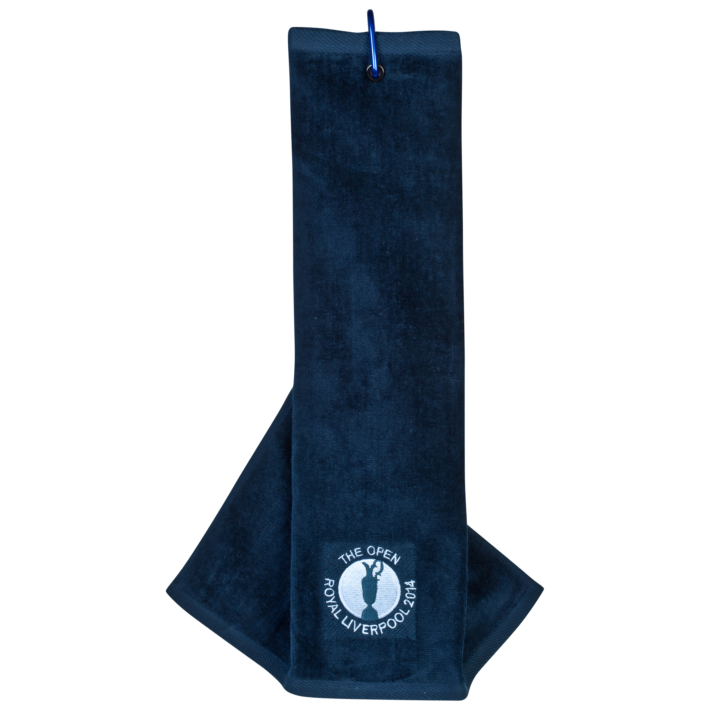 The Open Championship Royal Liverpool 2014 Tri Fold Towel