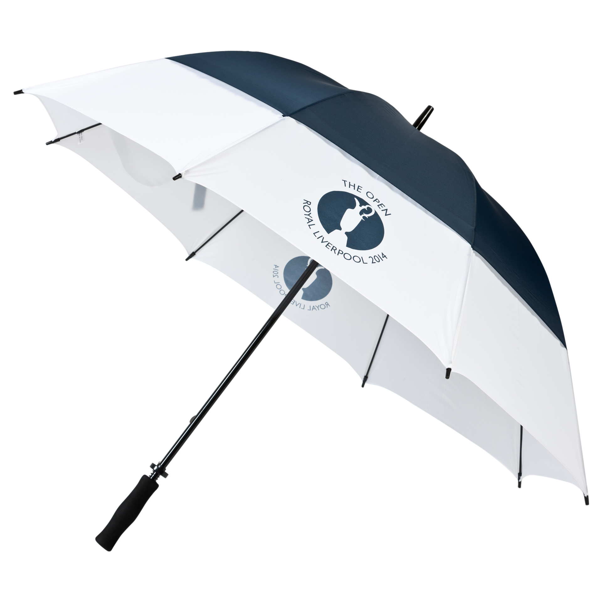 The Open Championship Royal Liverpool 2014 Umbrella