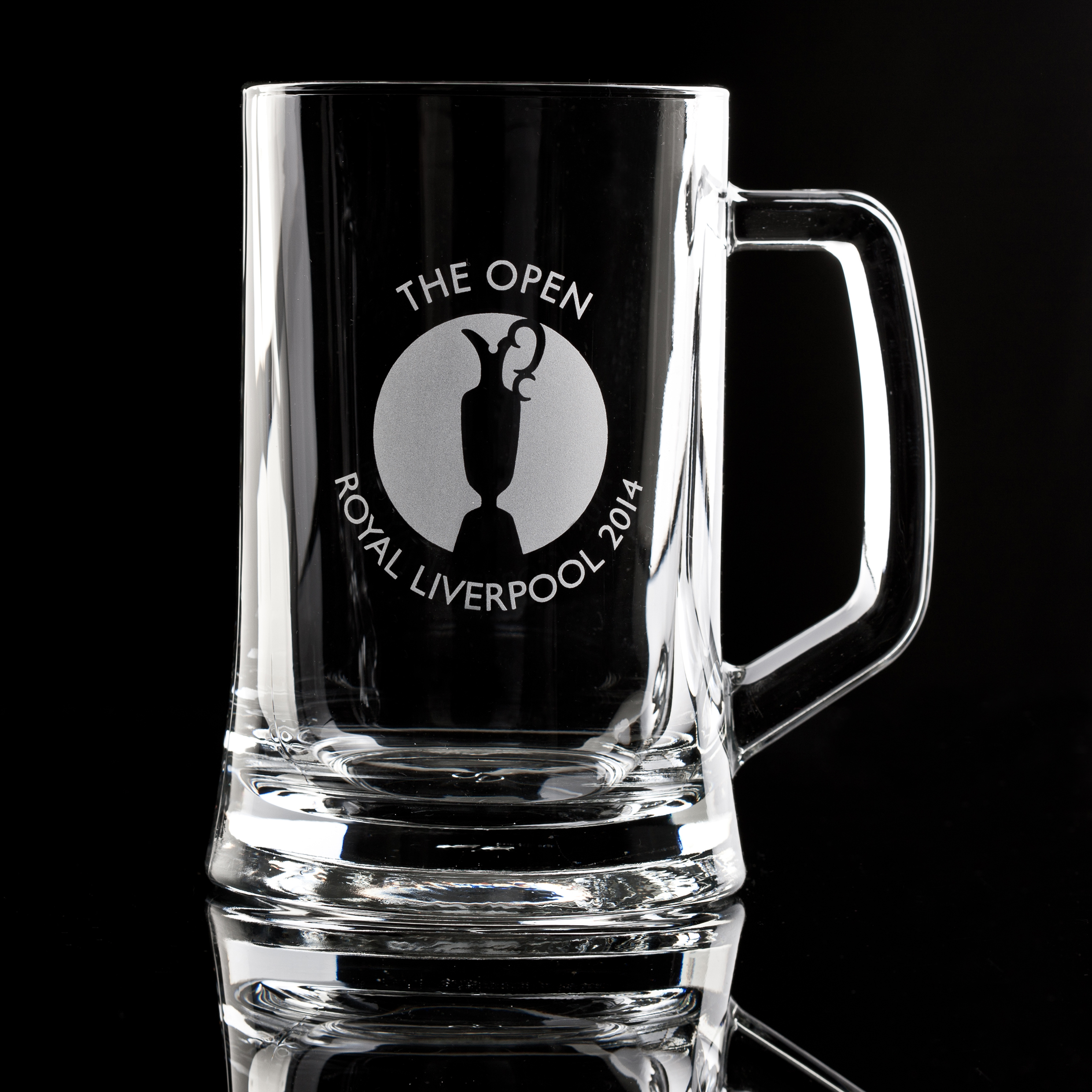 The Open Championship Royal Liverpool 2014 Large Tankard