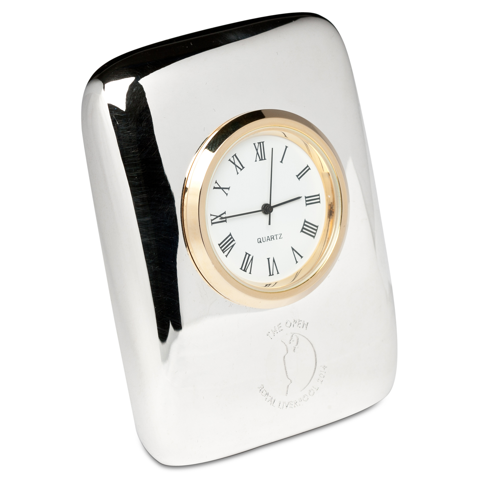 The Open Championship Royal Liverpool 2014 Small Clock