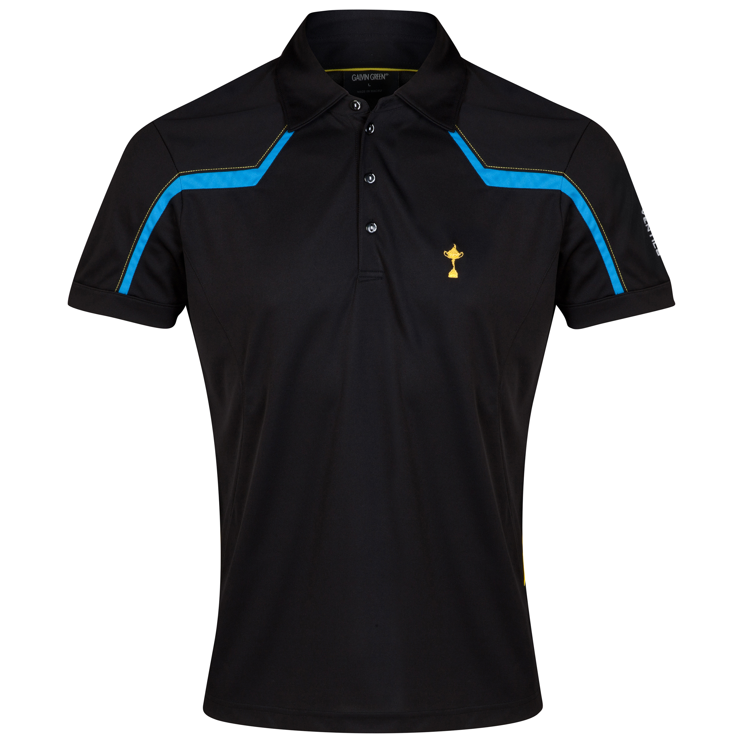 The 2014 Ryder Cup Galvin Green Limited Edition Marshall Ventil8 Polo Black