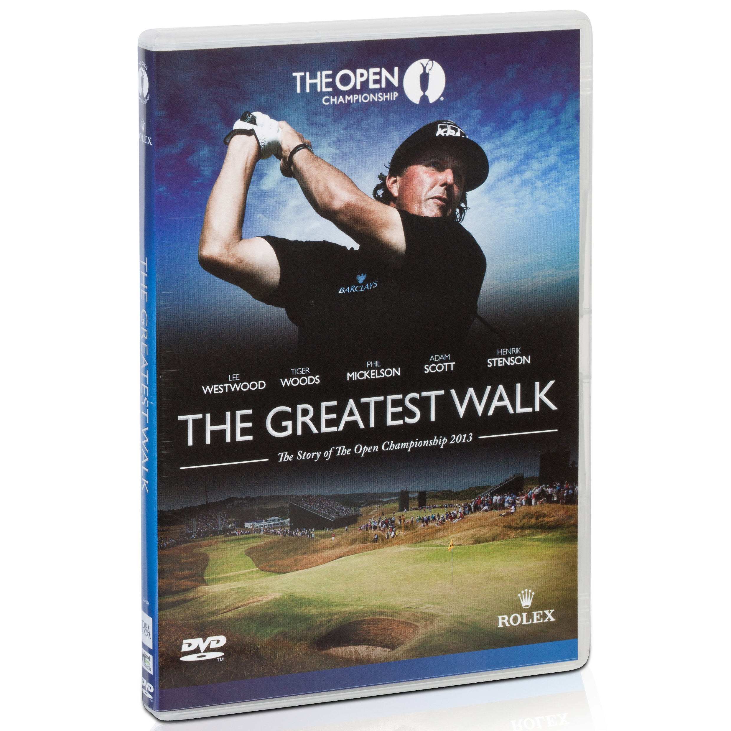 The Open Championship The Greatest Walk: The Story of the Open Championship 2013