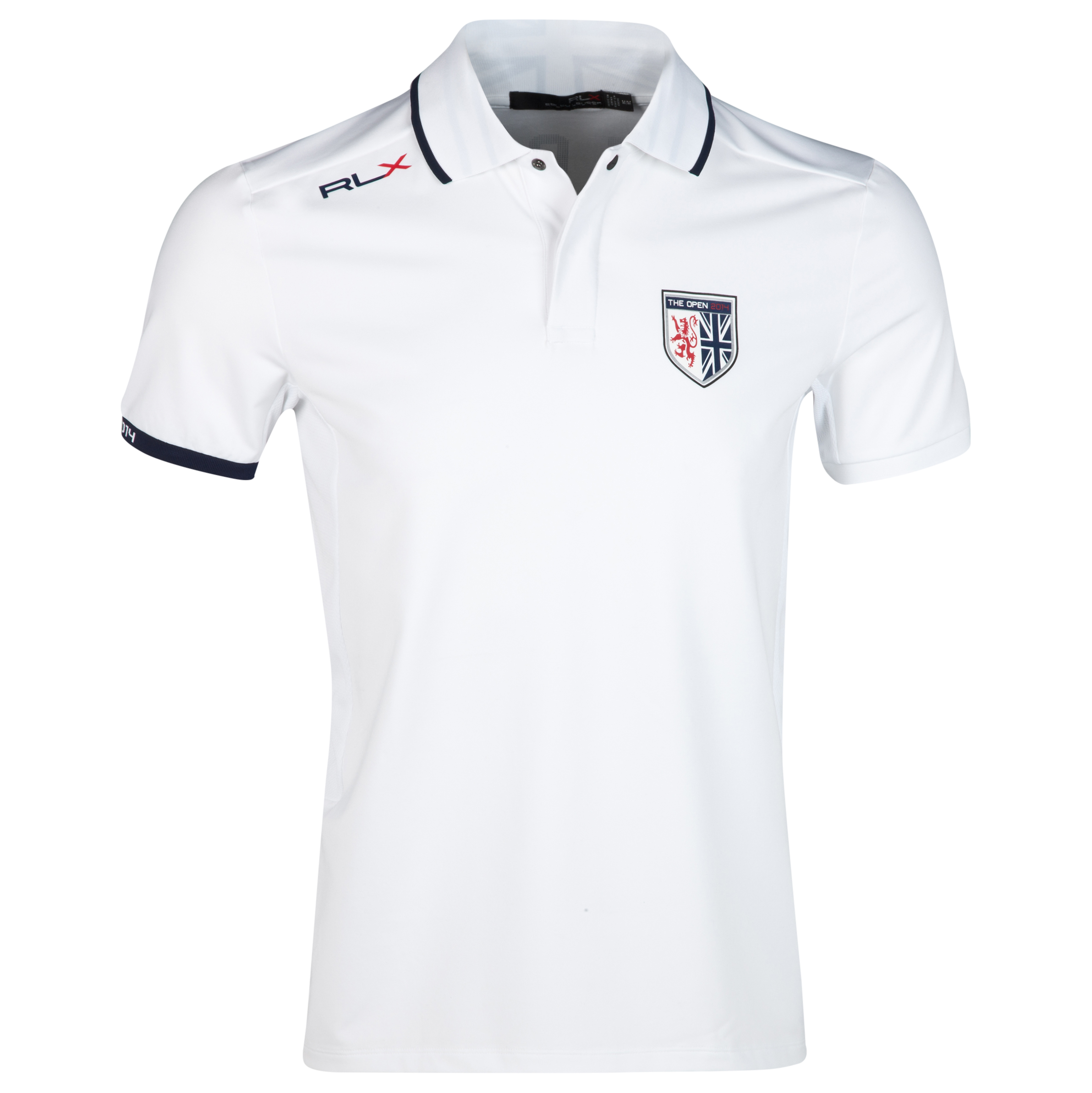 The Open Championship Royal Liverpool 2014 Special RLX Polo White