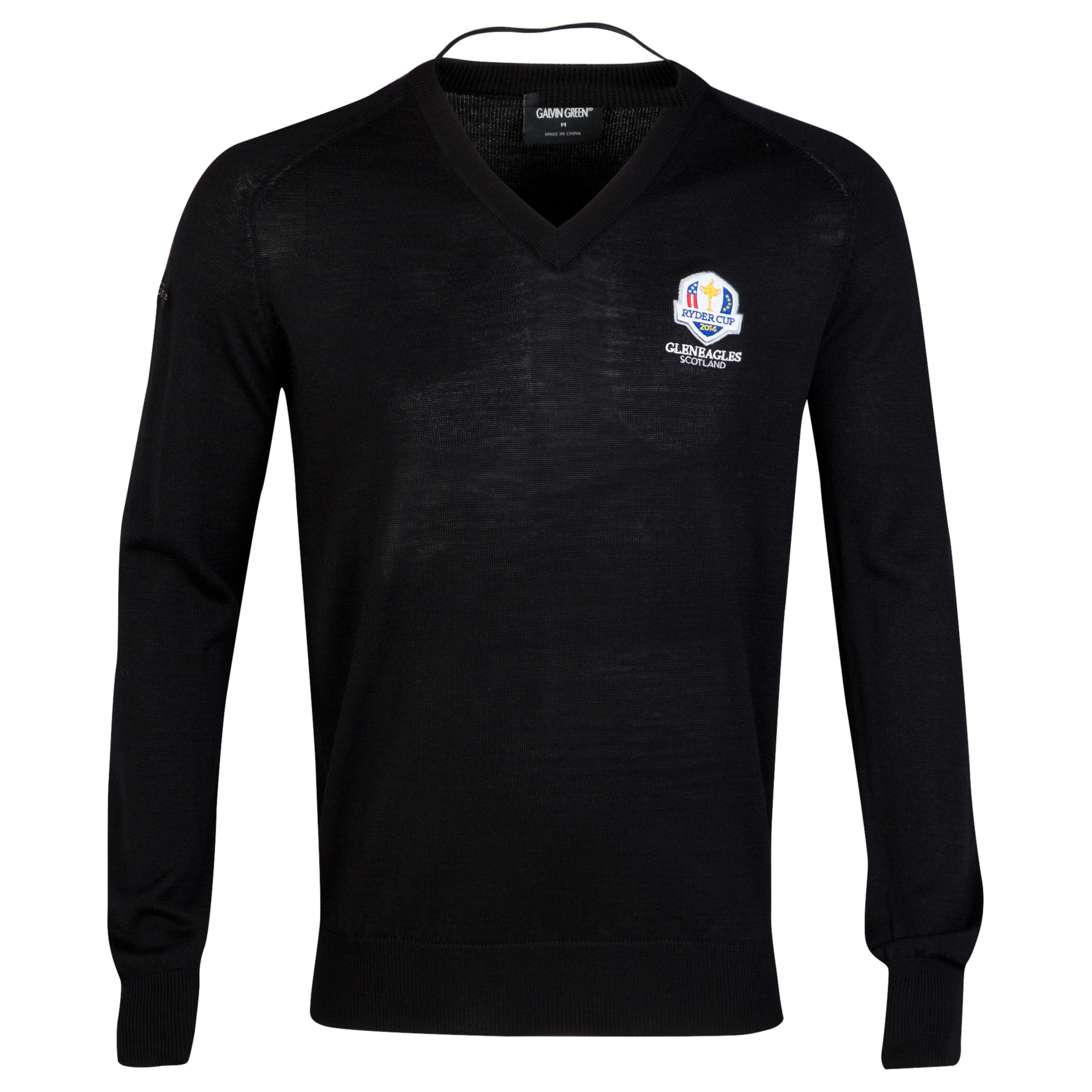 The 2014 Ryder Cup Galvin Green Clive Knitted Sweater Black