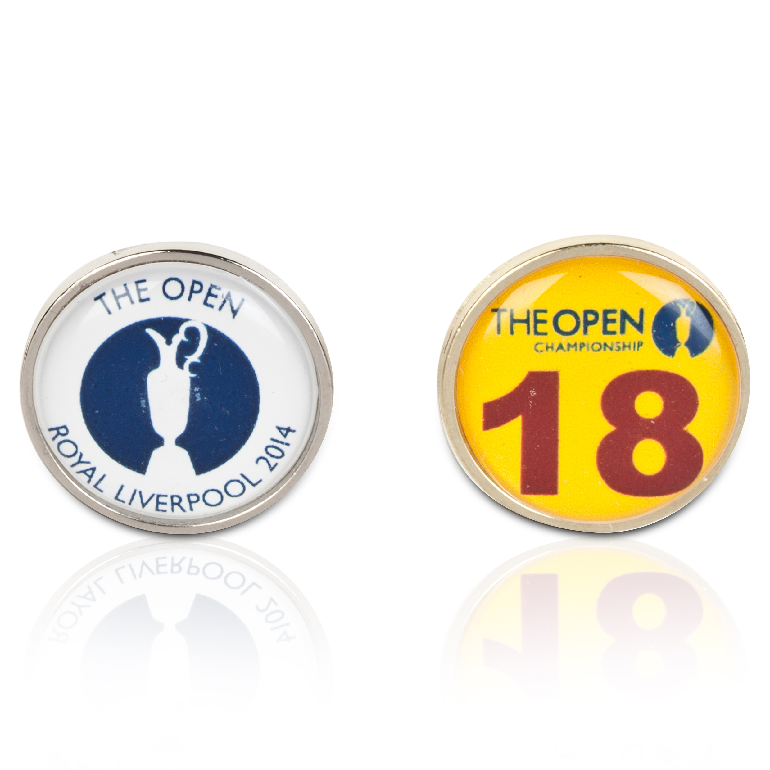 The Open Championship Royal Liverpool 2014 Ballmarkers
