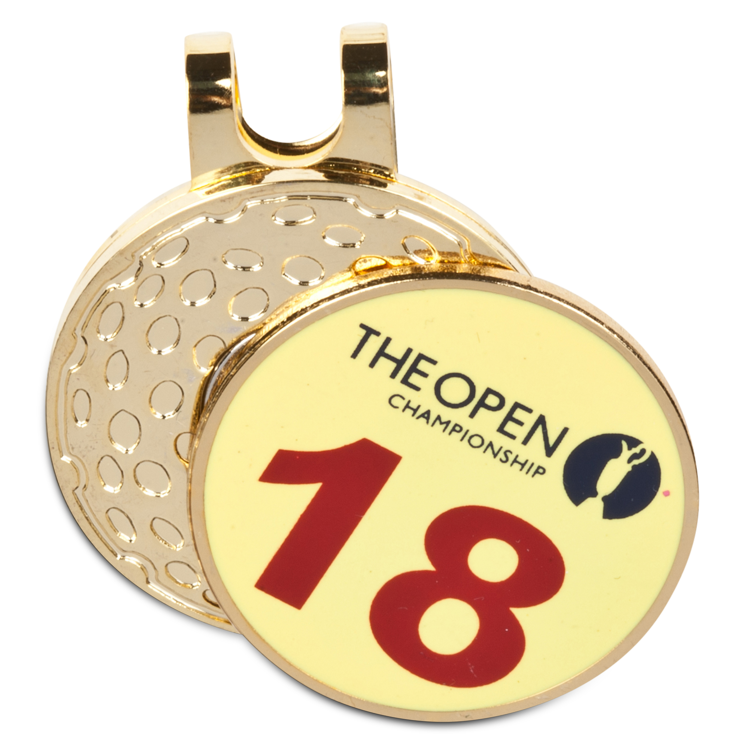 The Open Championship Royal Liverpool 2014 Cap Clip