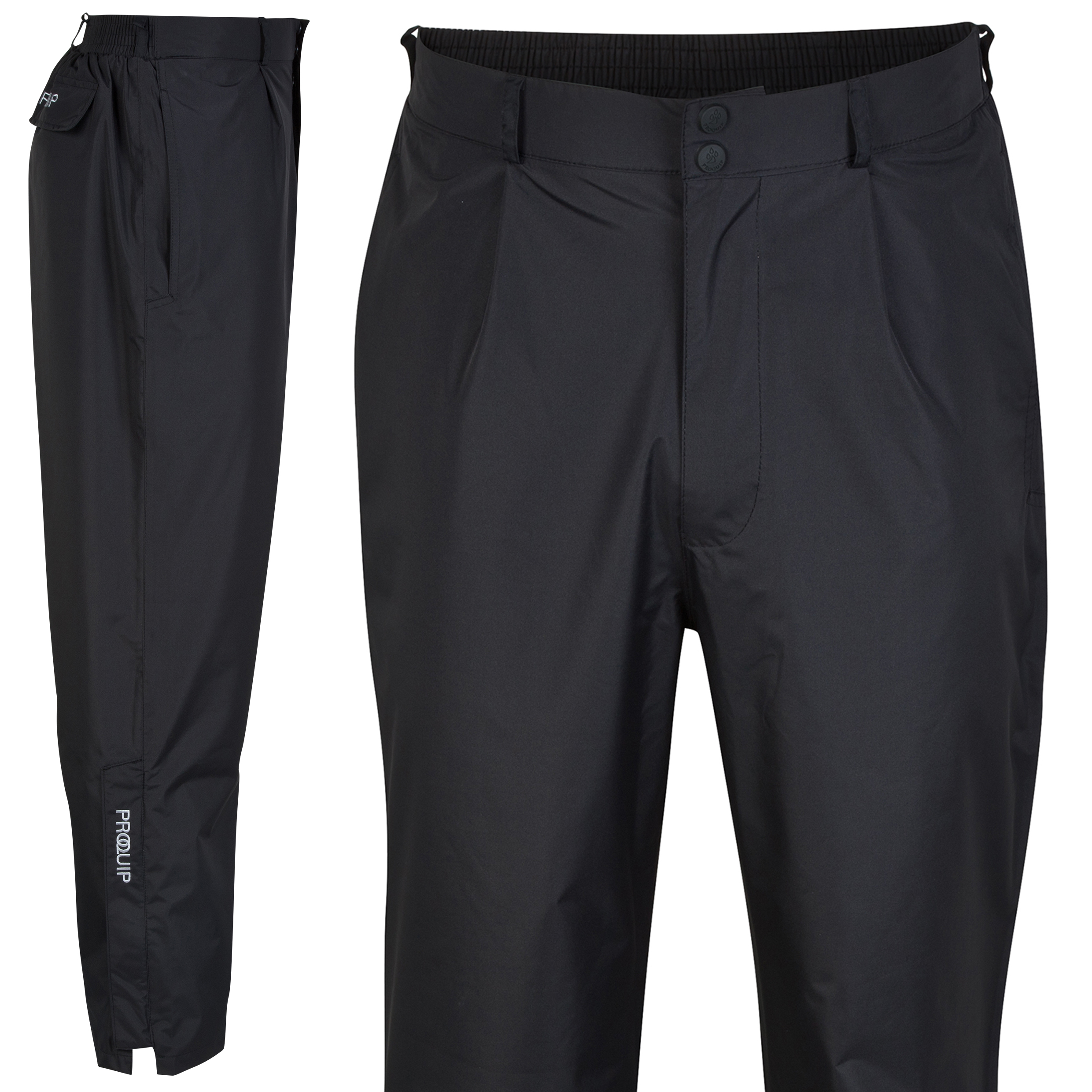 The 2014 Ryder Cup Aquastorm Waterproof Trouser 33 Inch Leg Black