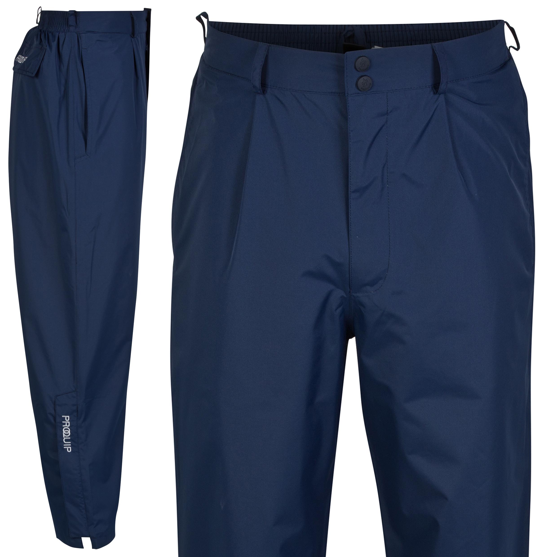 The 2014 Ryder Cup Aquastorm Waterproof Trouser 31 Inch Leg Navy