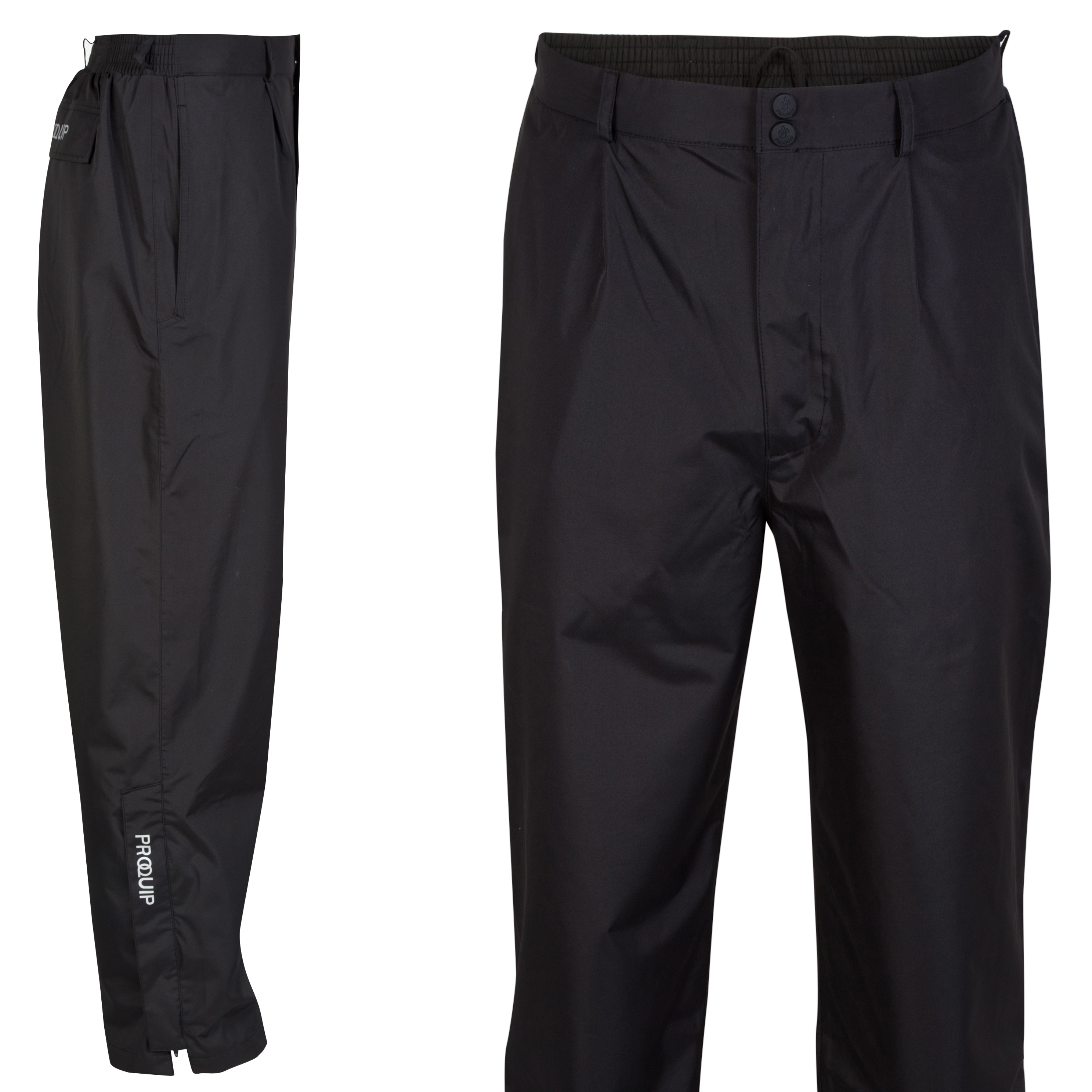 The 2014 Ryder Cup Ultralite Waterproof Trouser 31 Inch Leg Black