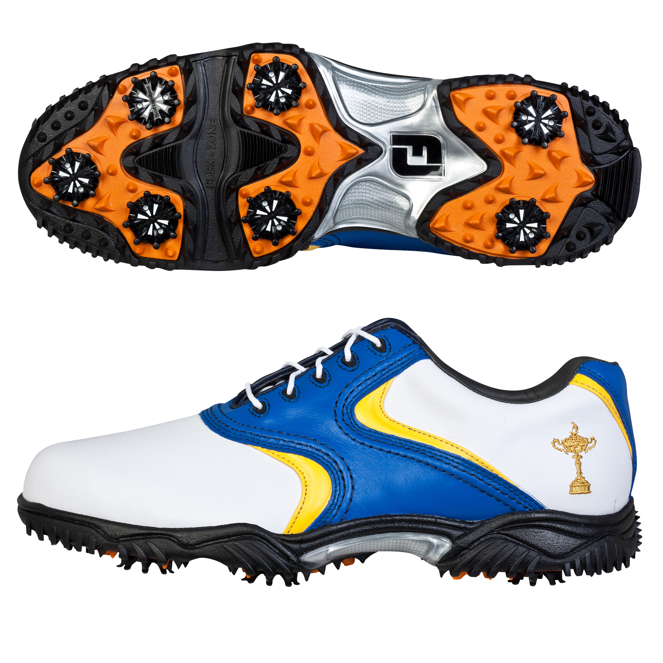 The 2016 Ryder Cup MyJoys Contour Classic Golf Shoes