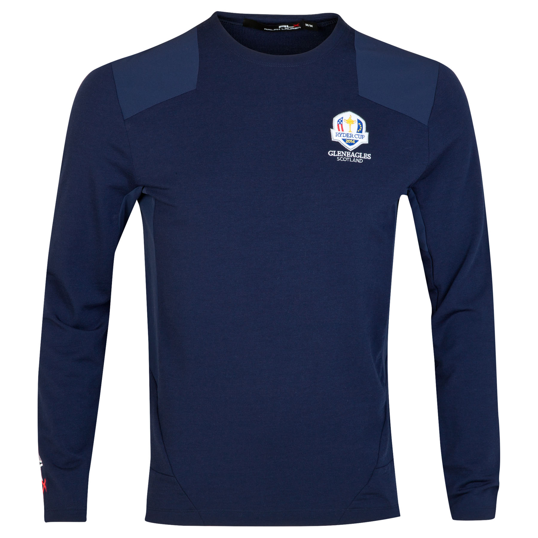 The 2014 Ryder Cup Ralph Lauren Cool Wool & Nylon - French Navy