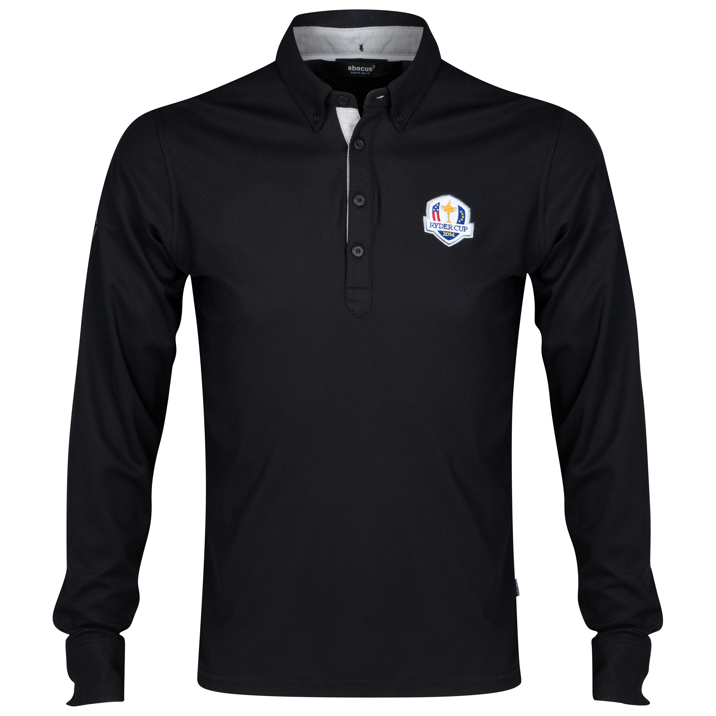 The 2014 Ryder Cup abacus Mens Forged Long Sleeve - Black