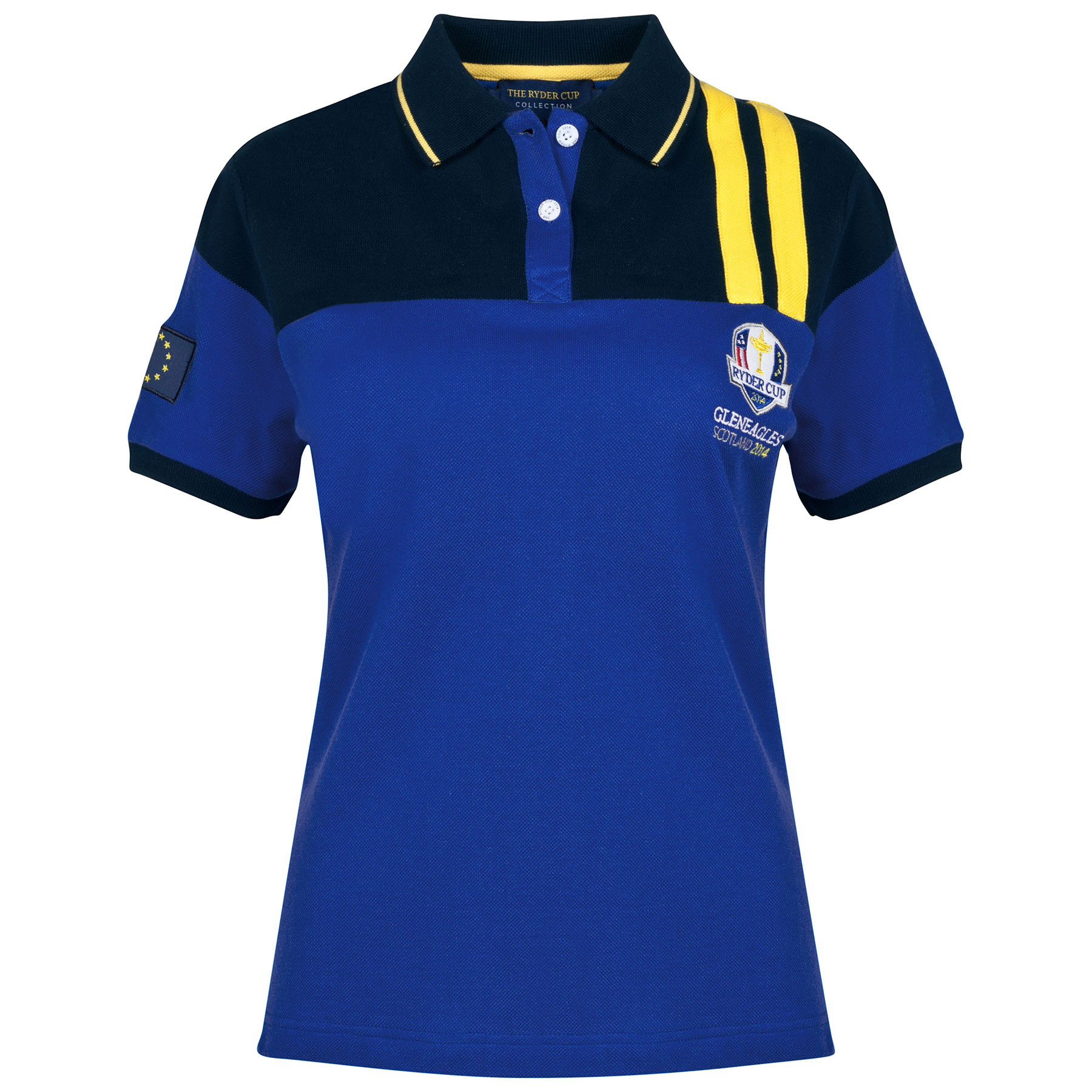 The 2014 Ryder Cup Fan Range Polo - Womens