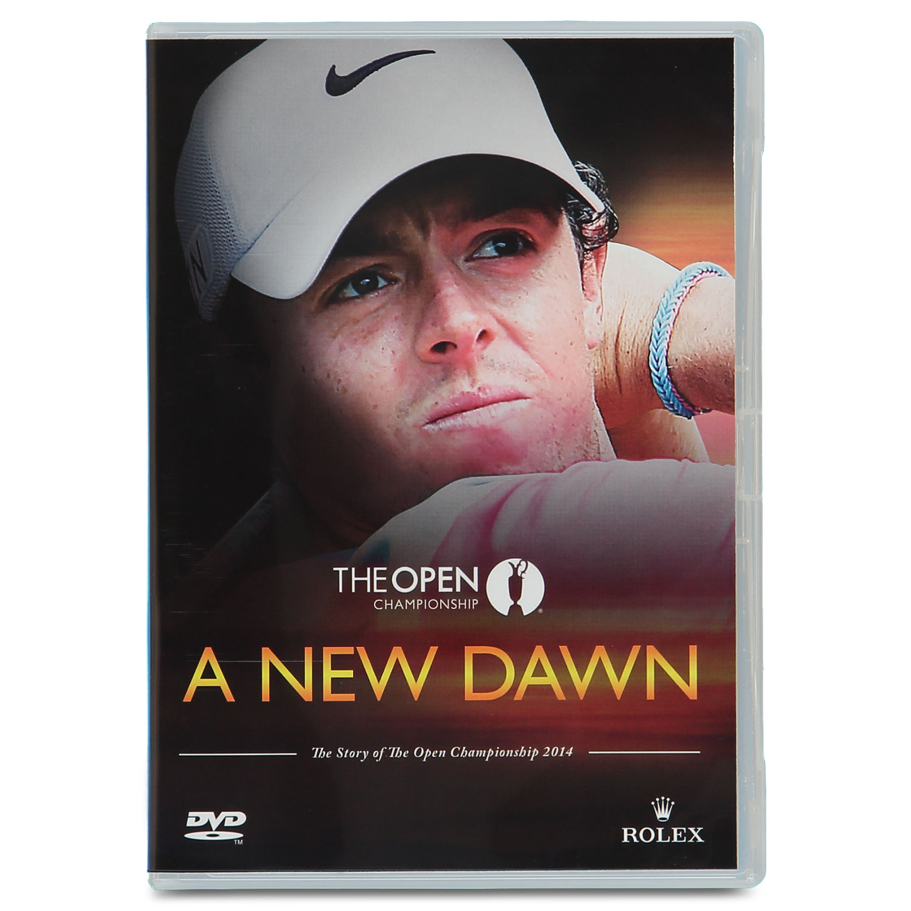The Open Championship Royal Liverpool 2014 review DVD