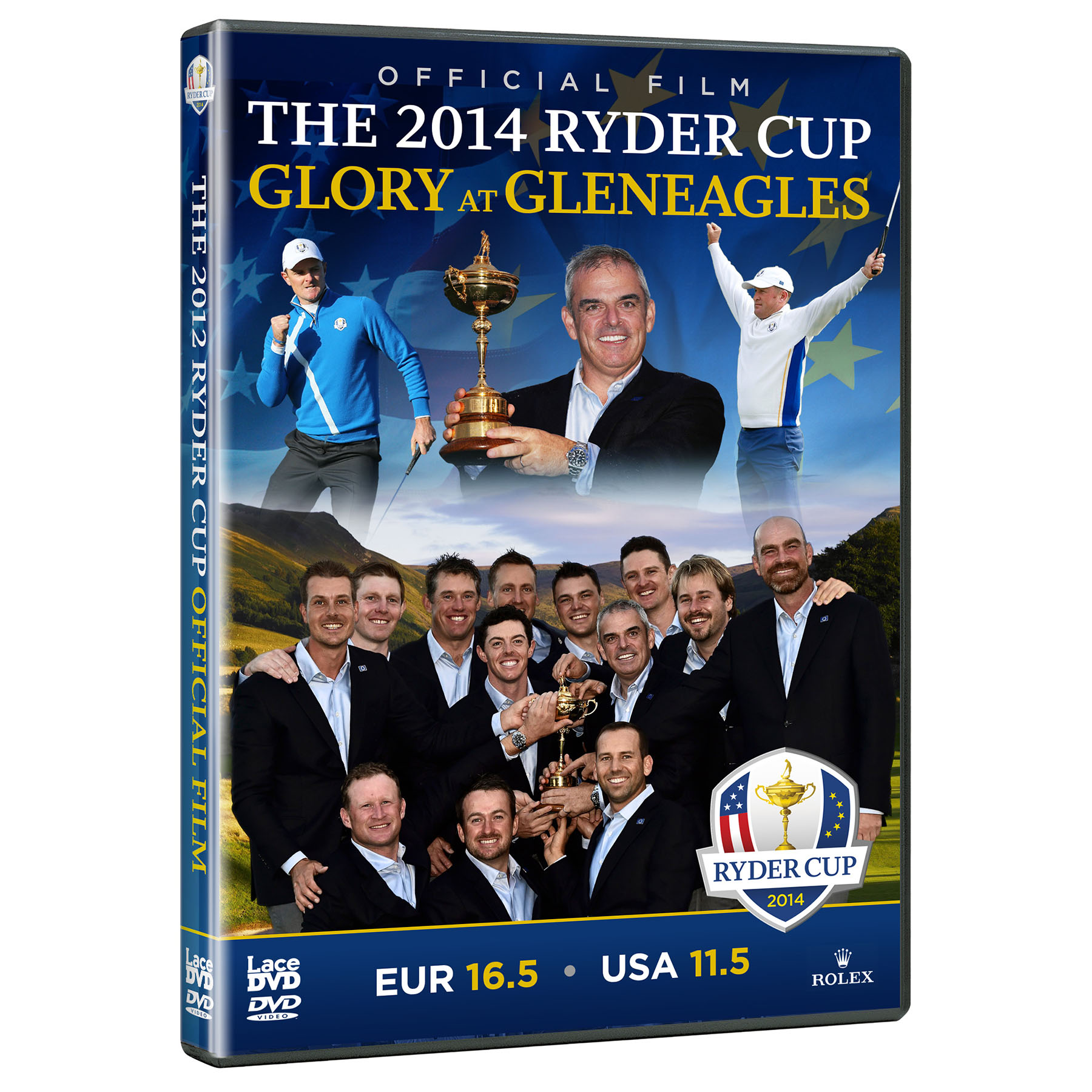 The 2014 Ryder Cup Official Film (40th)