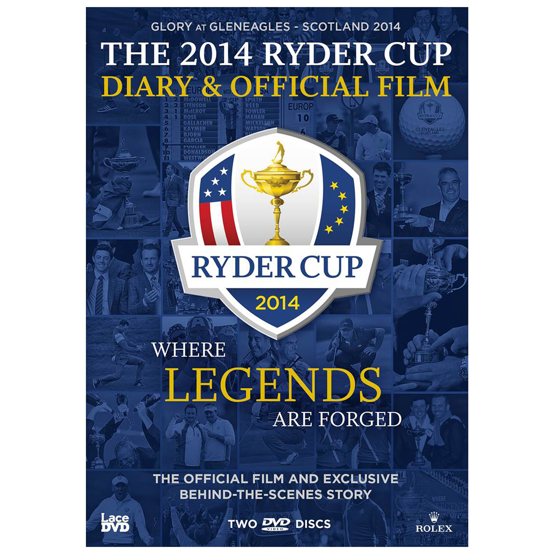 The 2014 Ryder Cup Diary and Official Film (40th)