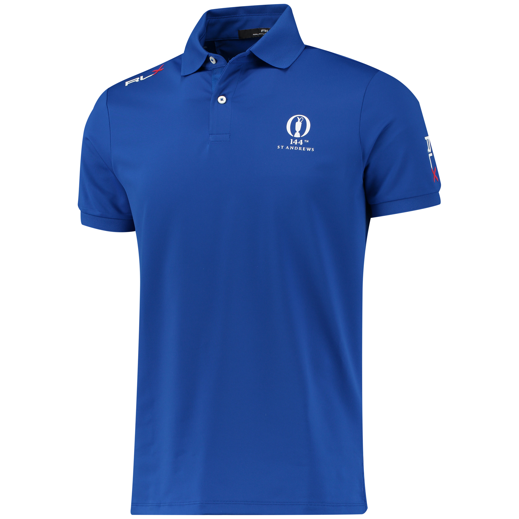 The Open 144th St Andrews RLX Polo - Sapphire Star
