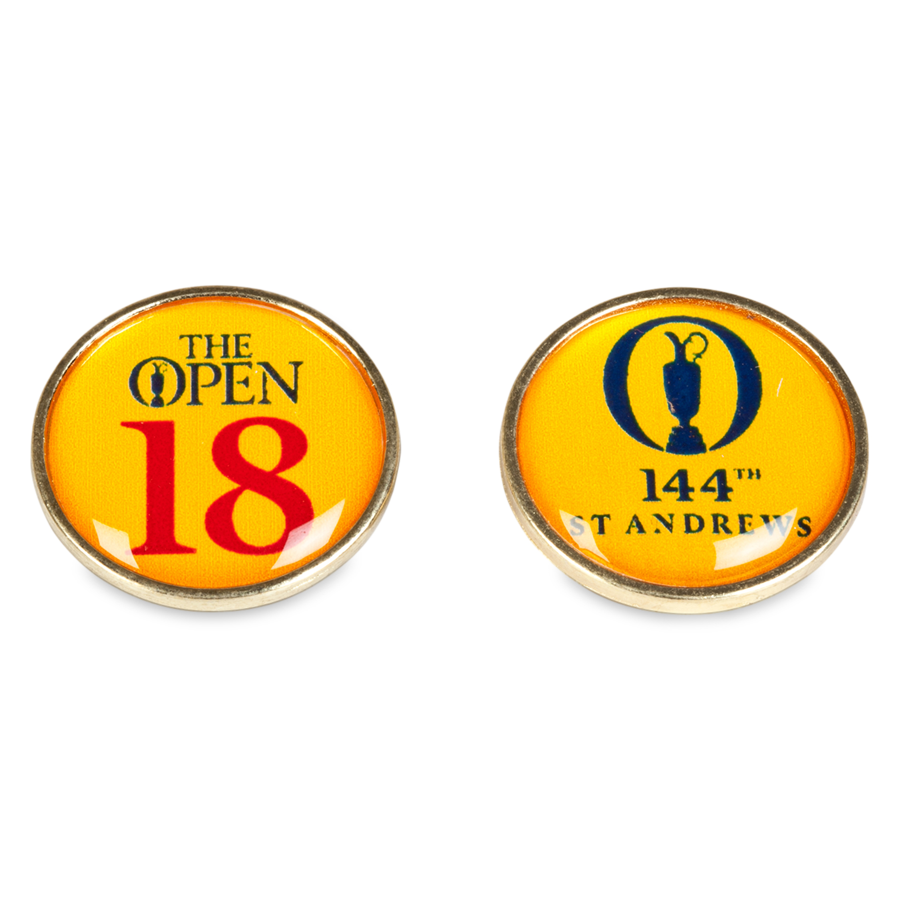 The Open 144th St Andrews Ballmarkers