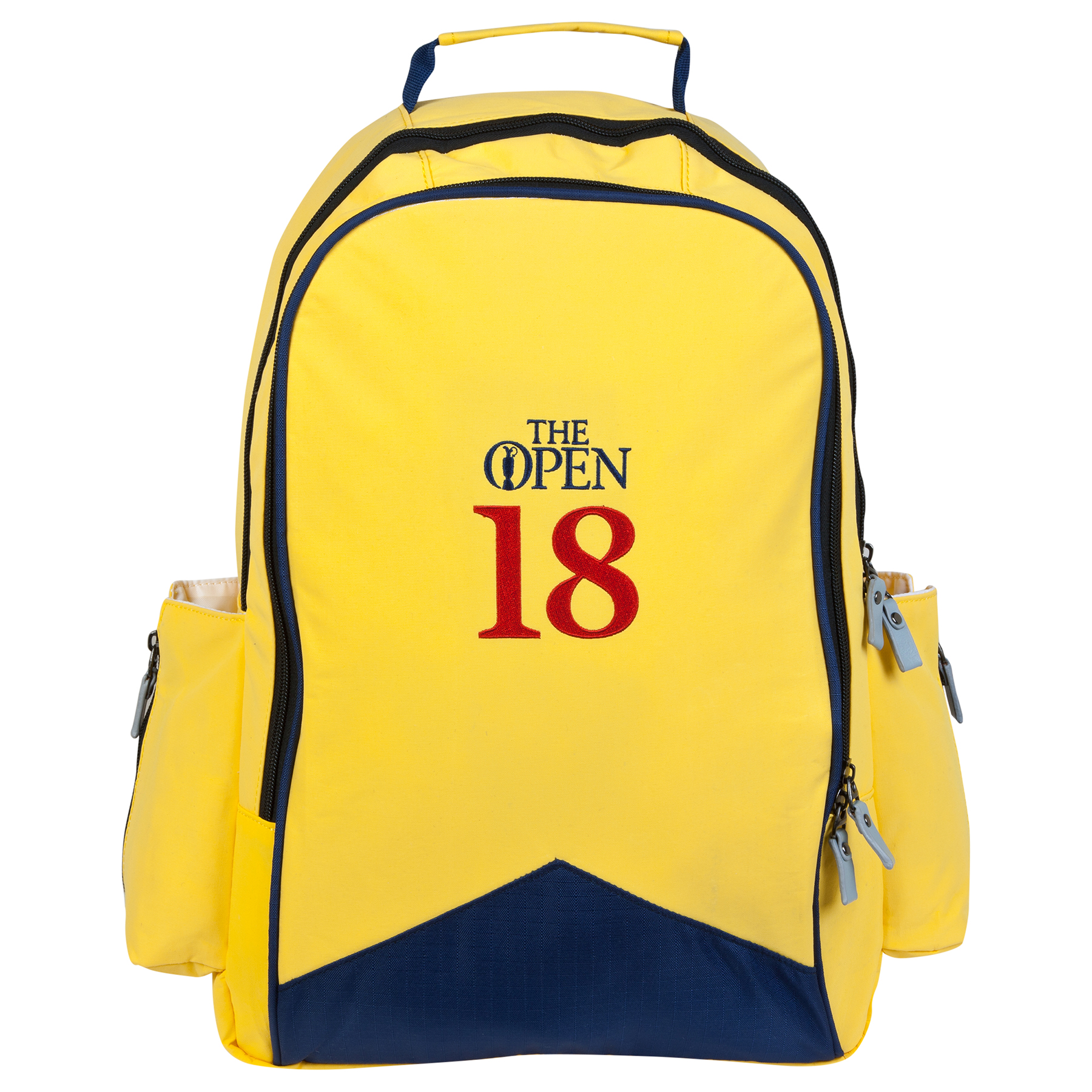 The Open 144th St Andrews Rucksack - Yellow