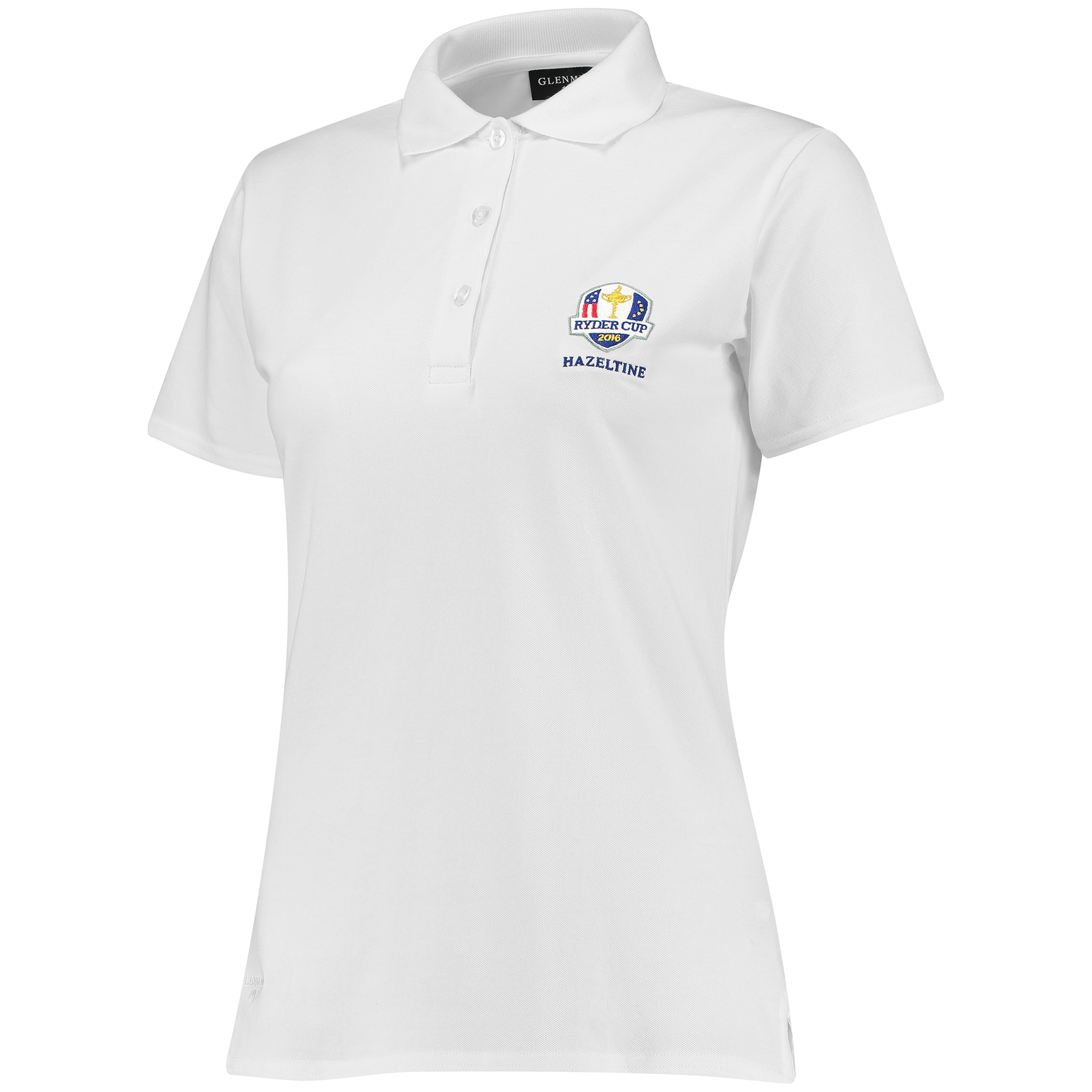 The 2016 Ryder Cup Glenmuir Sophie Polo - Womens - White