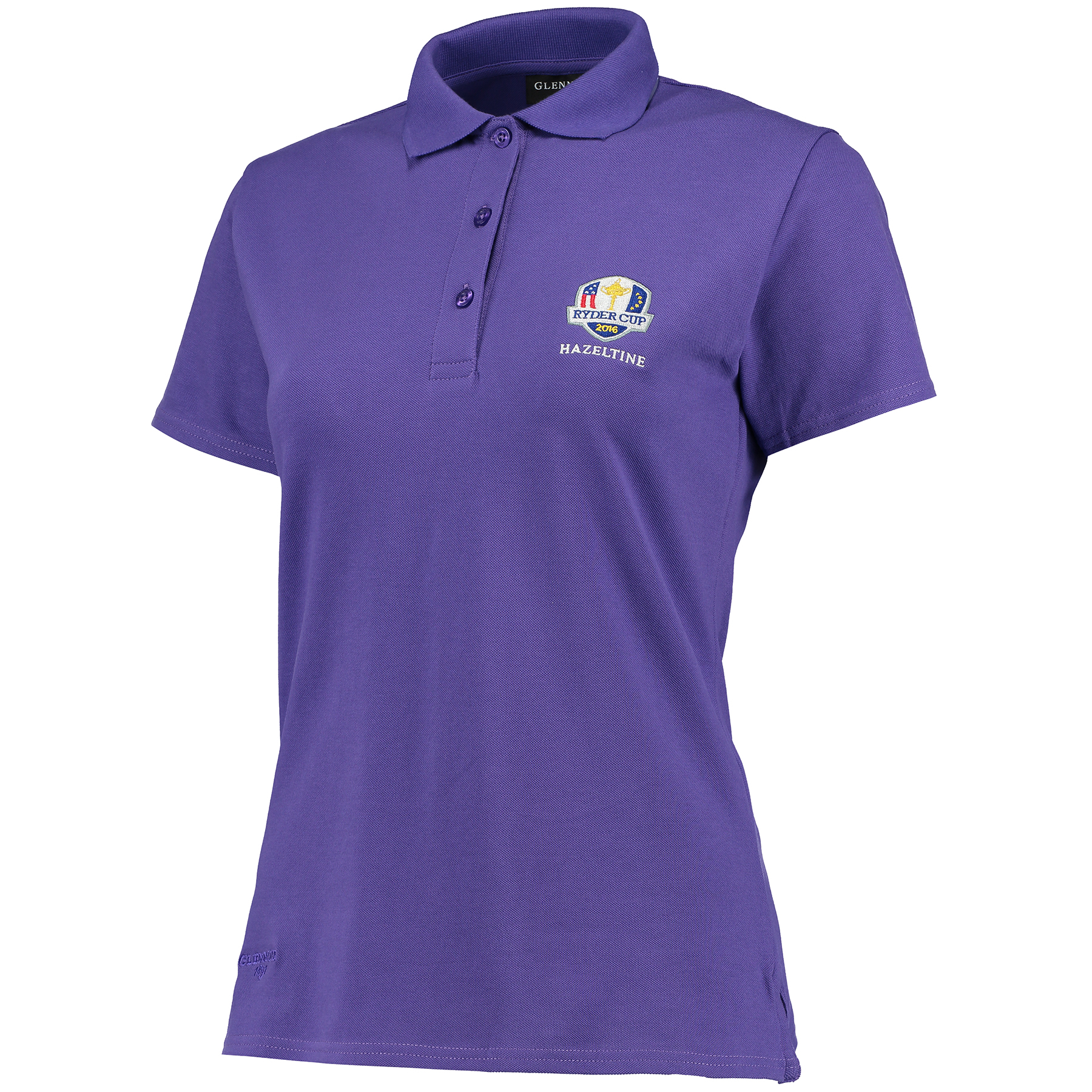 The 2016 Ryder Cup Glenmuir Sophie Polo - Womens - Violet
