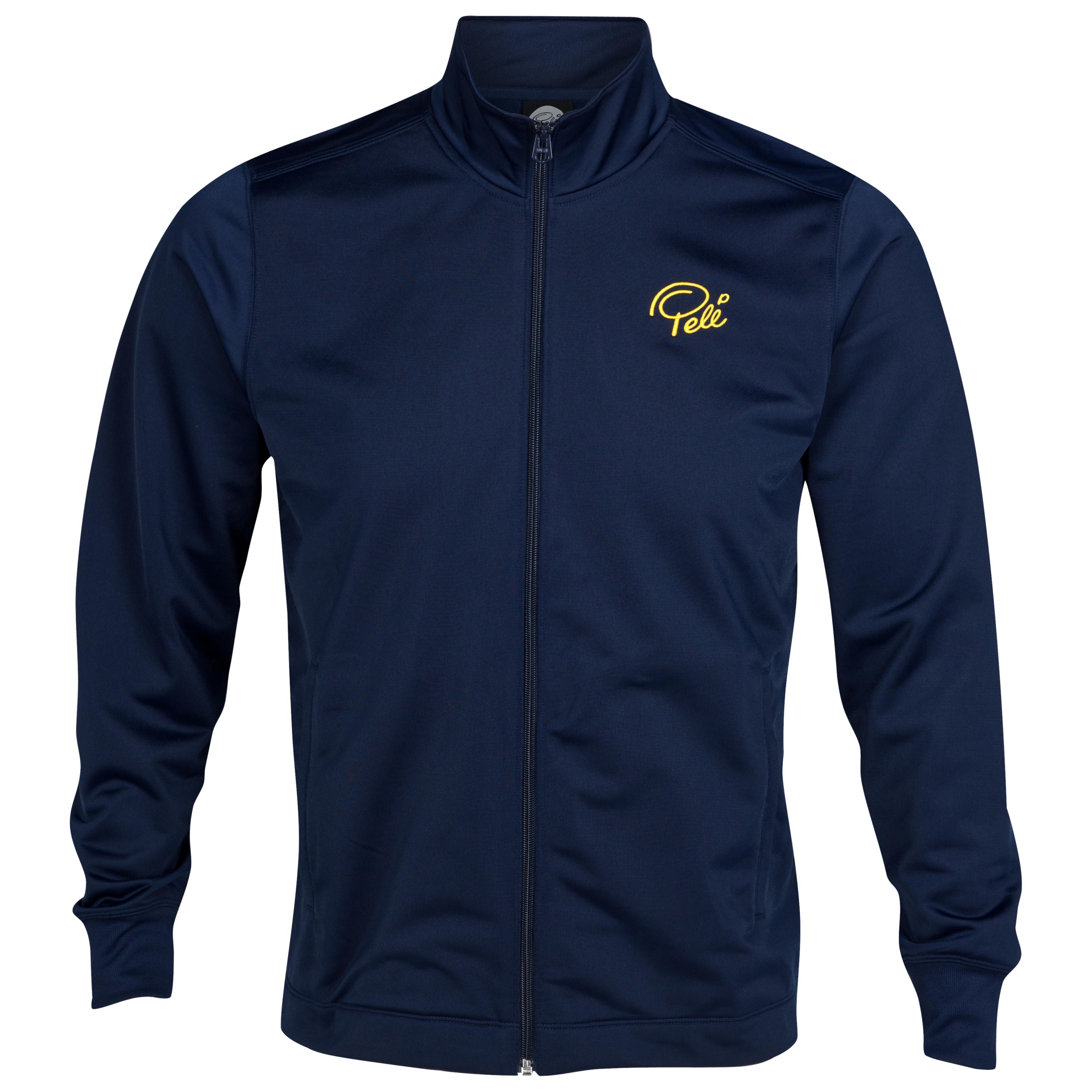 Pele Sports Core Track Jacket - Peacoat Navy